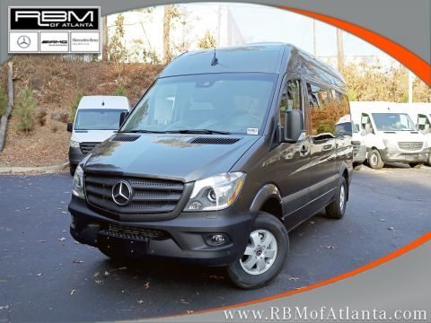 New 2018 Mercedes-Benz Sprinter Passenger Van