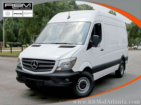 New 2018 Mercedes-Benz Sprinter
