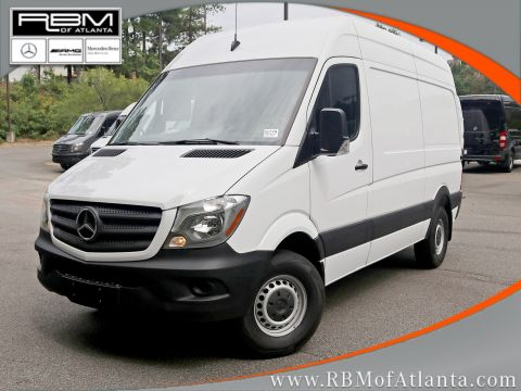 New 2017 Mercedes-Benz Sprinter