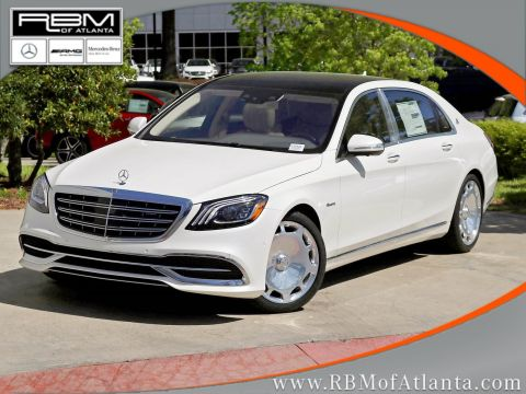 New 2018 Mercedes-Benz S-Class Maybach S 560