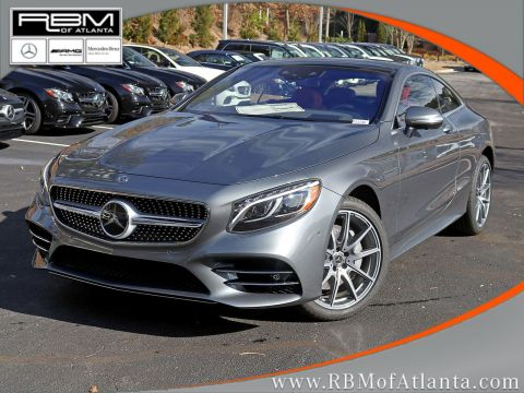 New 2019 Mercedes-Benz S-Class S 560 Coupe