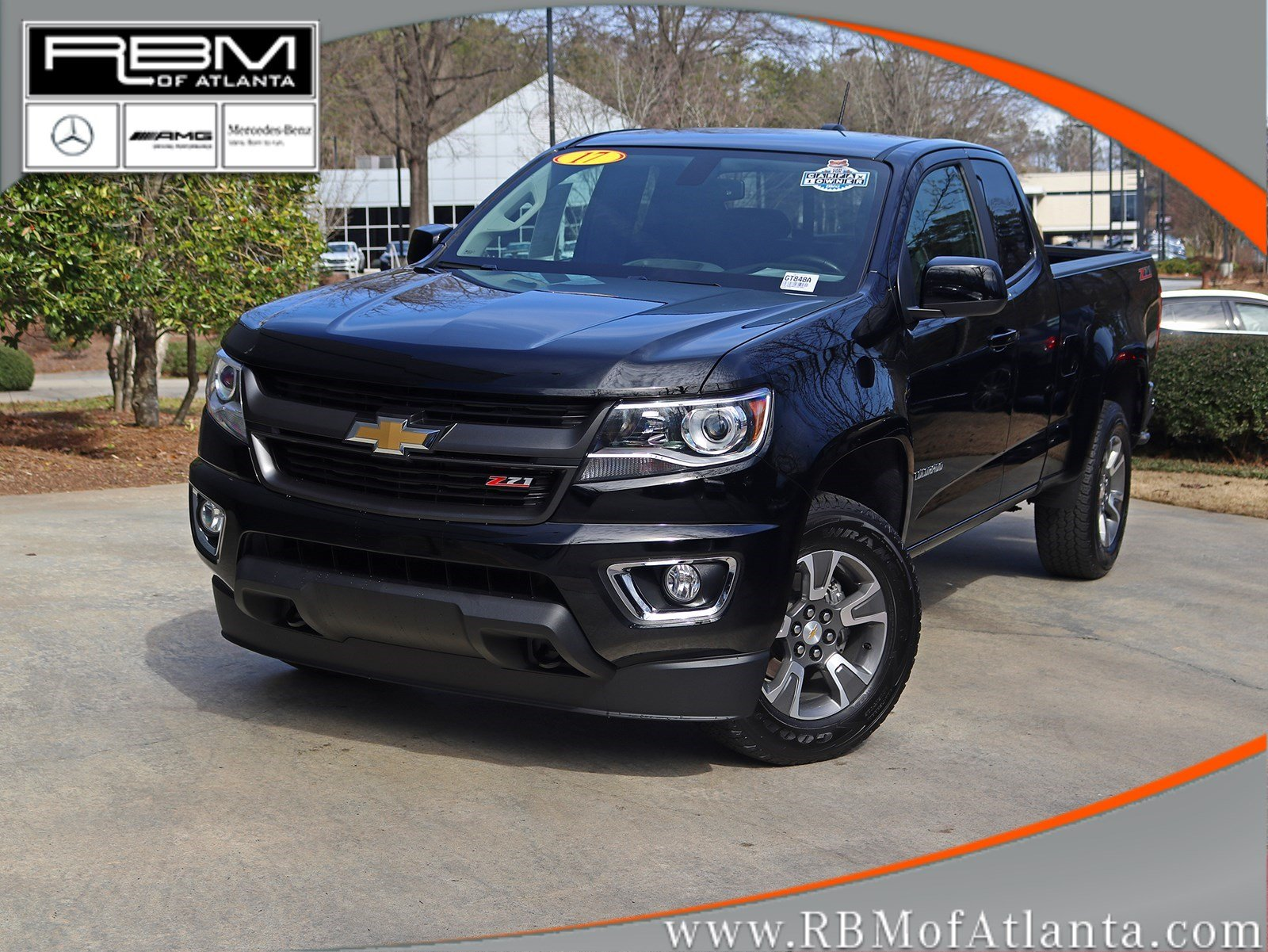 Pre-Owned 2017 Chevrolet Colorado 2WD Z71
