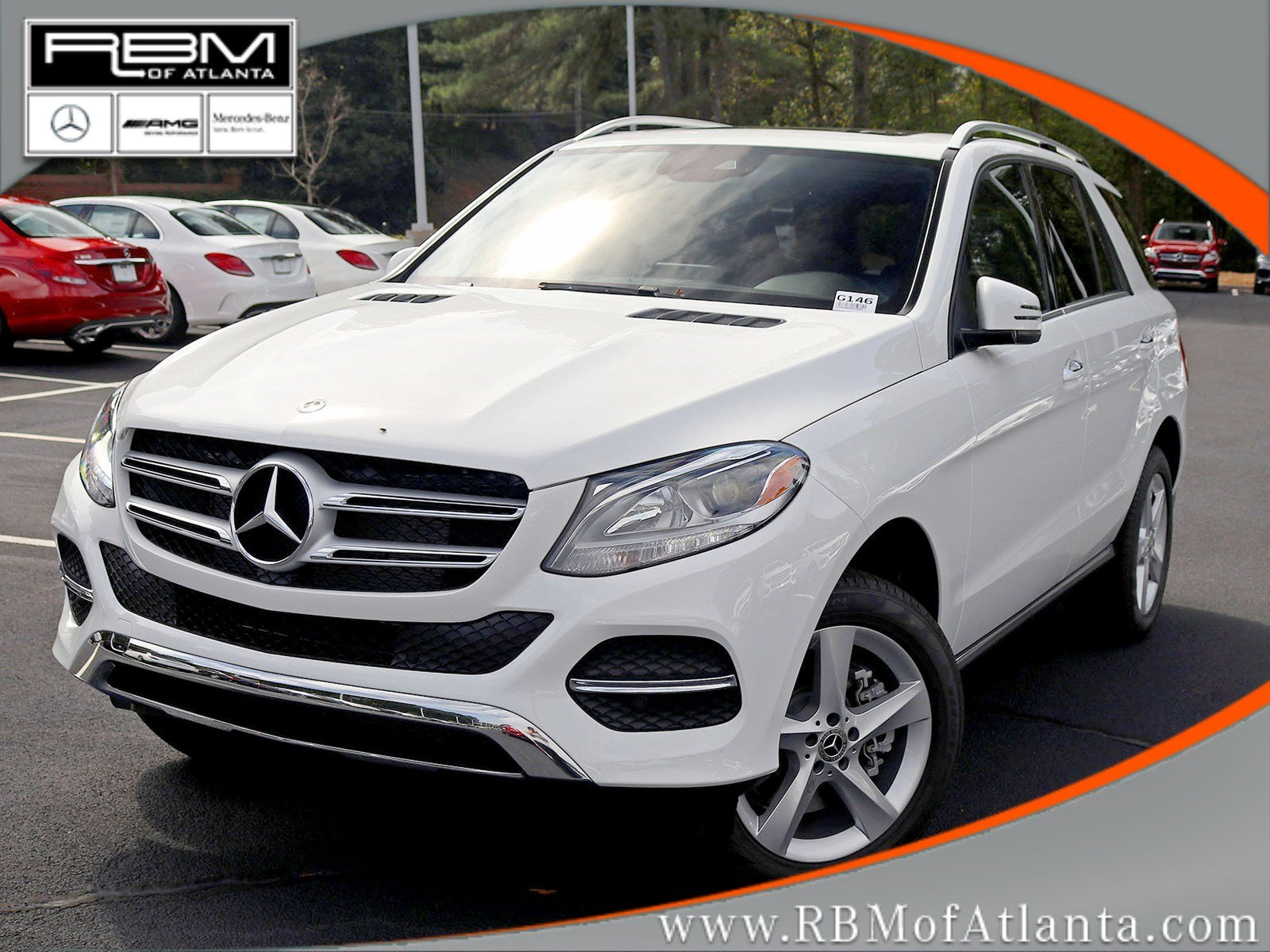 Mercedes Suv New >> New 2019 Mercedes Benz Gle Gle 400 Suv In Atlanta G146 Rbm Of Atlanta