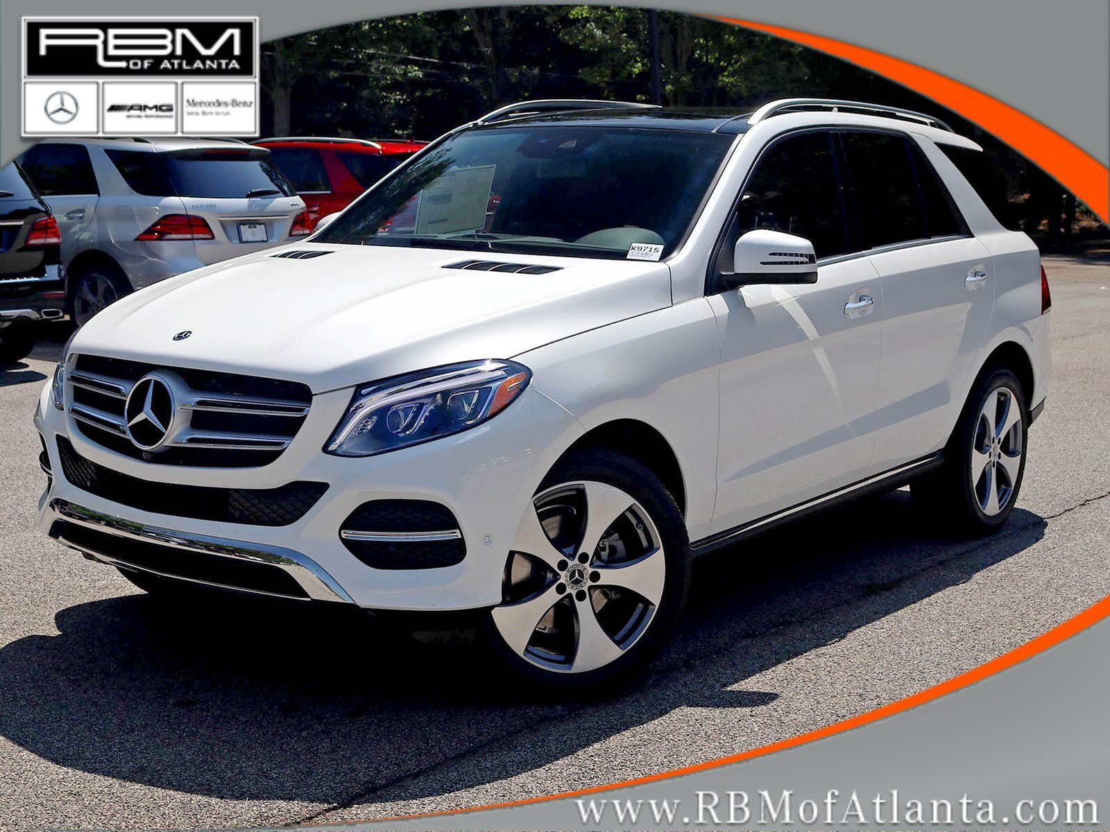 New 2018 mercedes benz gle gle 350 suv in atlanta k9715 for Mercedes benz mechanic jobs