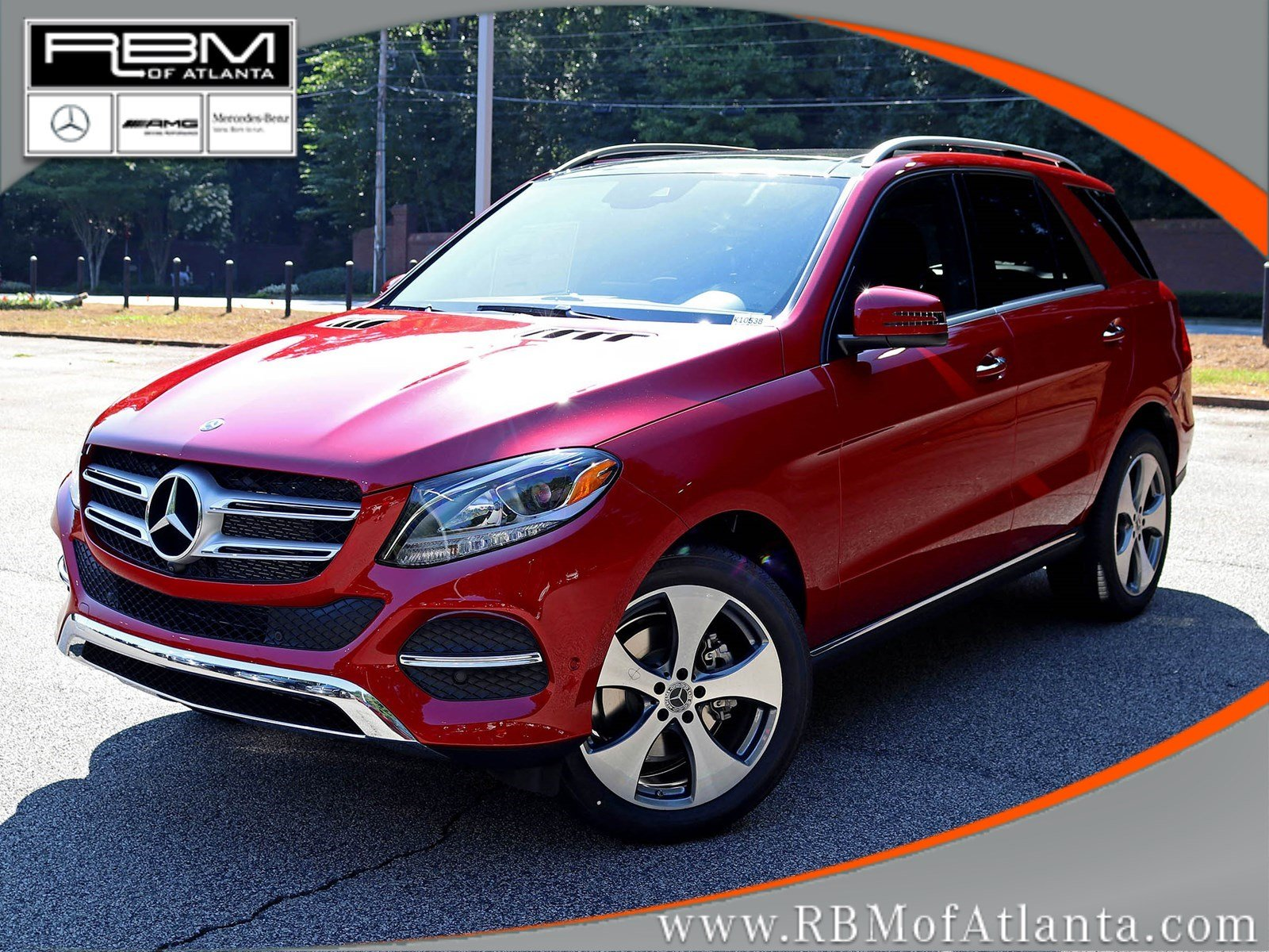 New 2018 Mercedes Benz GLE GLE 350 SUV in Atlanta K
