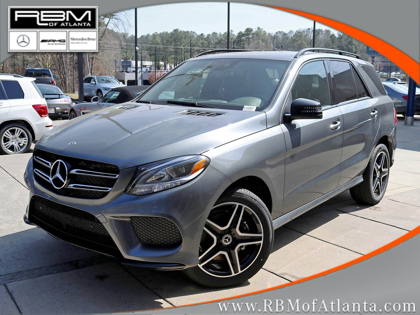 new 2018 mercedes benz gle gle 350 suv in atlanta k10257. Black Bedroom Furniture Sets. Home Design Ideas