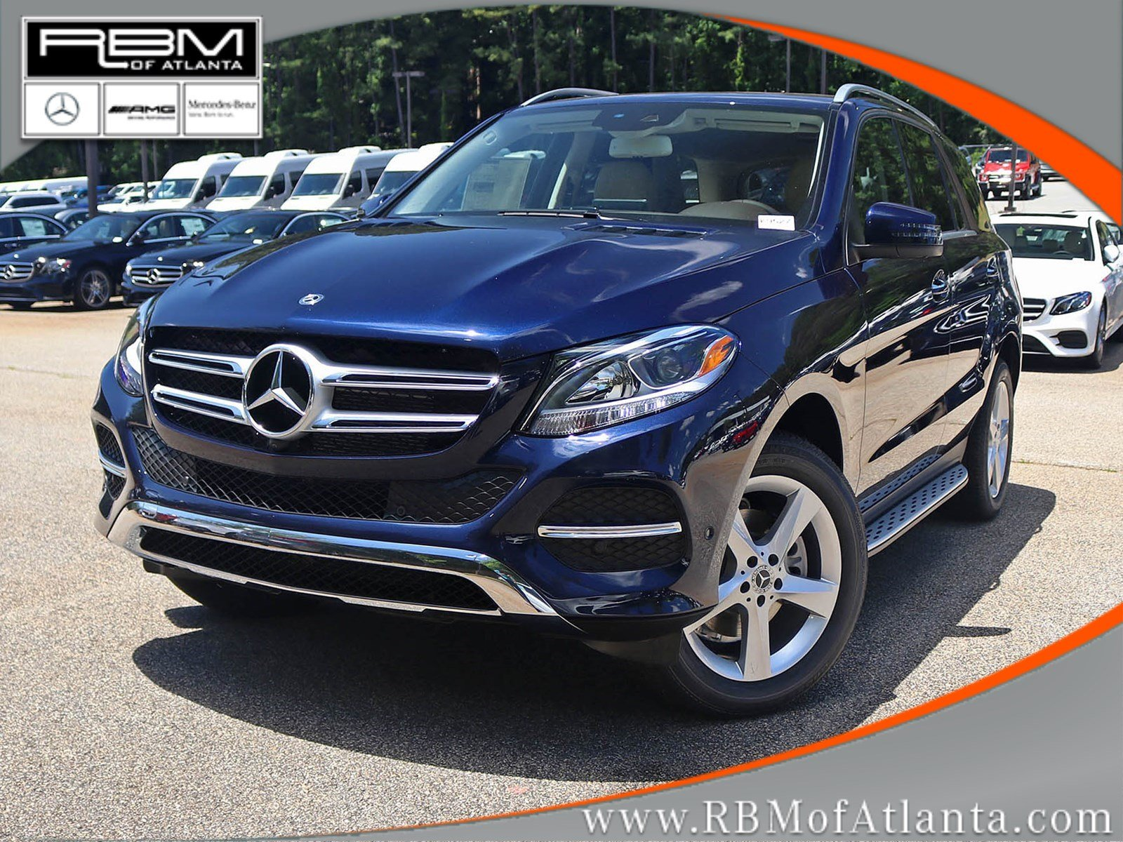 New 2017 mercedes benz gle gle 350 suv in atlanta k9527 for Mercedes benz mechanic jobs