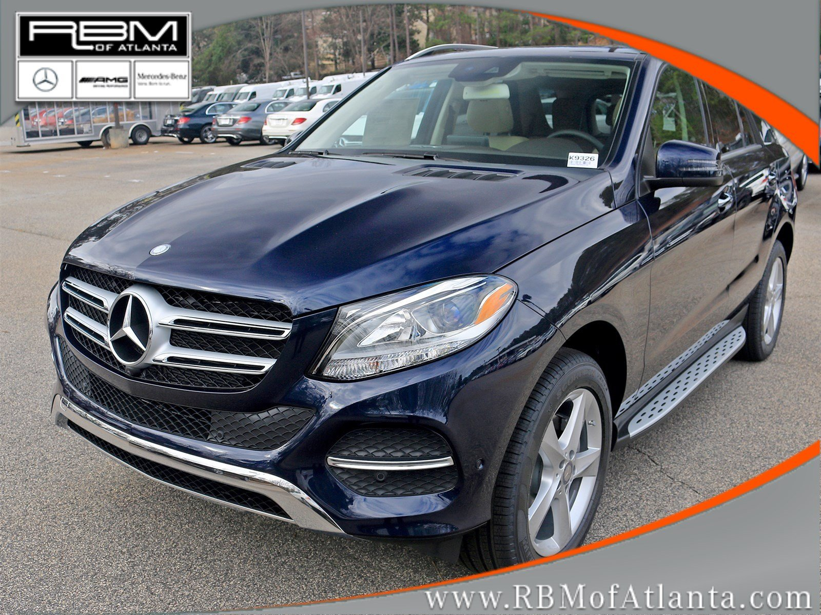 New 2017 mercedes benz gle gle 350 sport utility in for Mercedes benz rbm