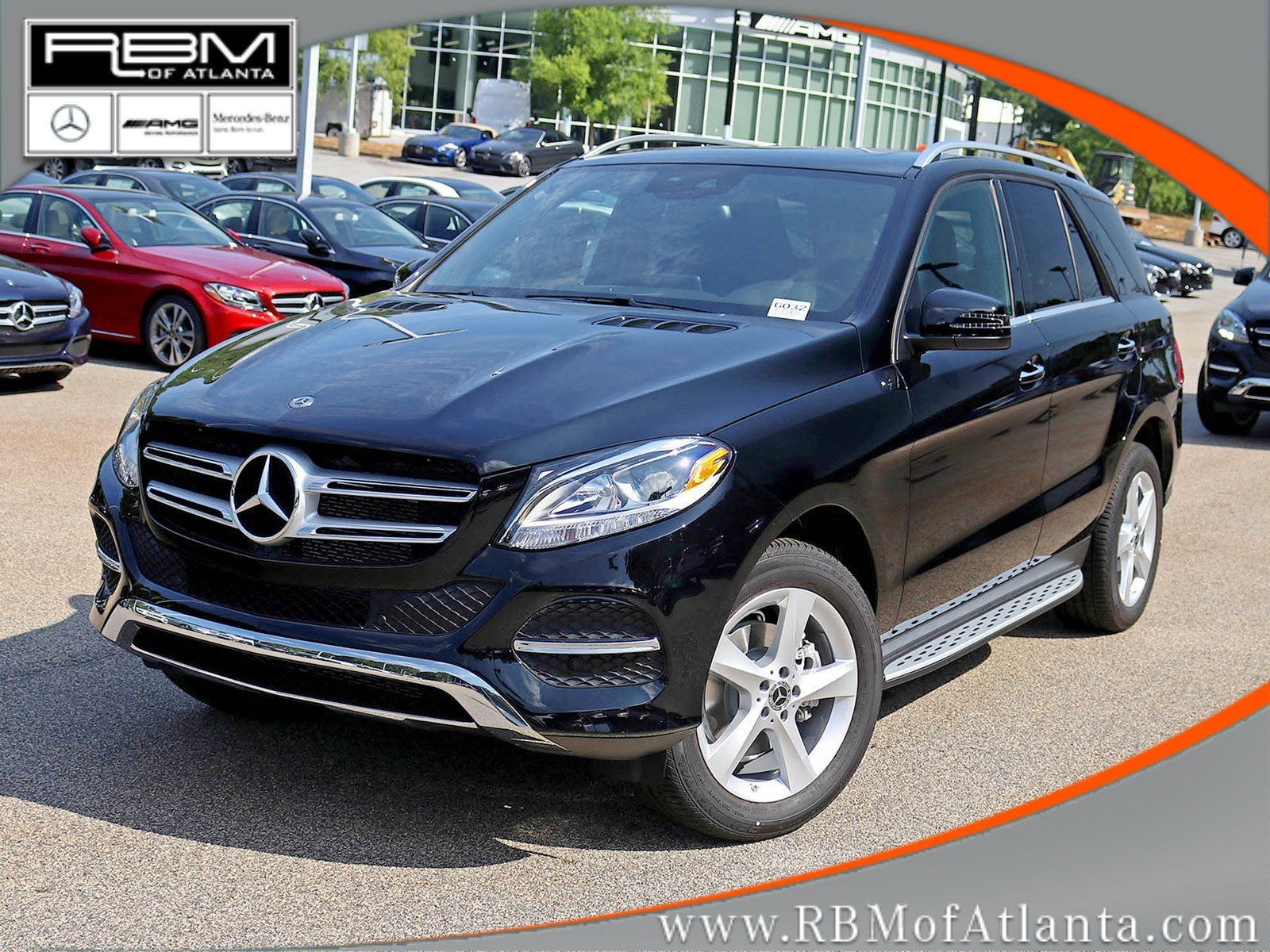 New 2018 Mercedes Benz GLE GLE 350 SUV in Atlanta G032