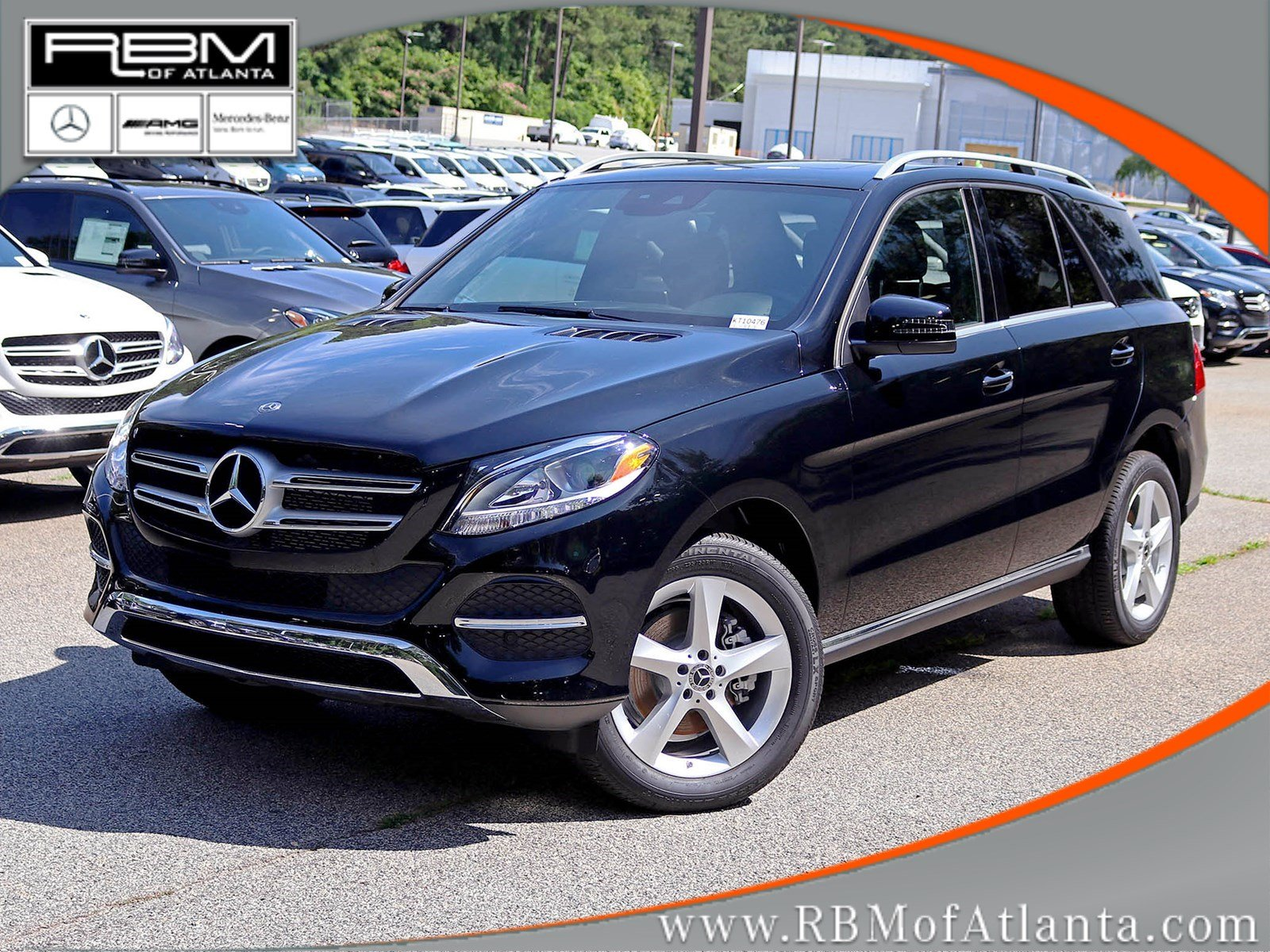New 2018 Mercedes Benz GLE GLE 350 SUV in Atlanta KT