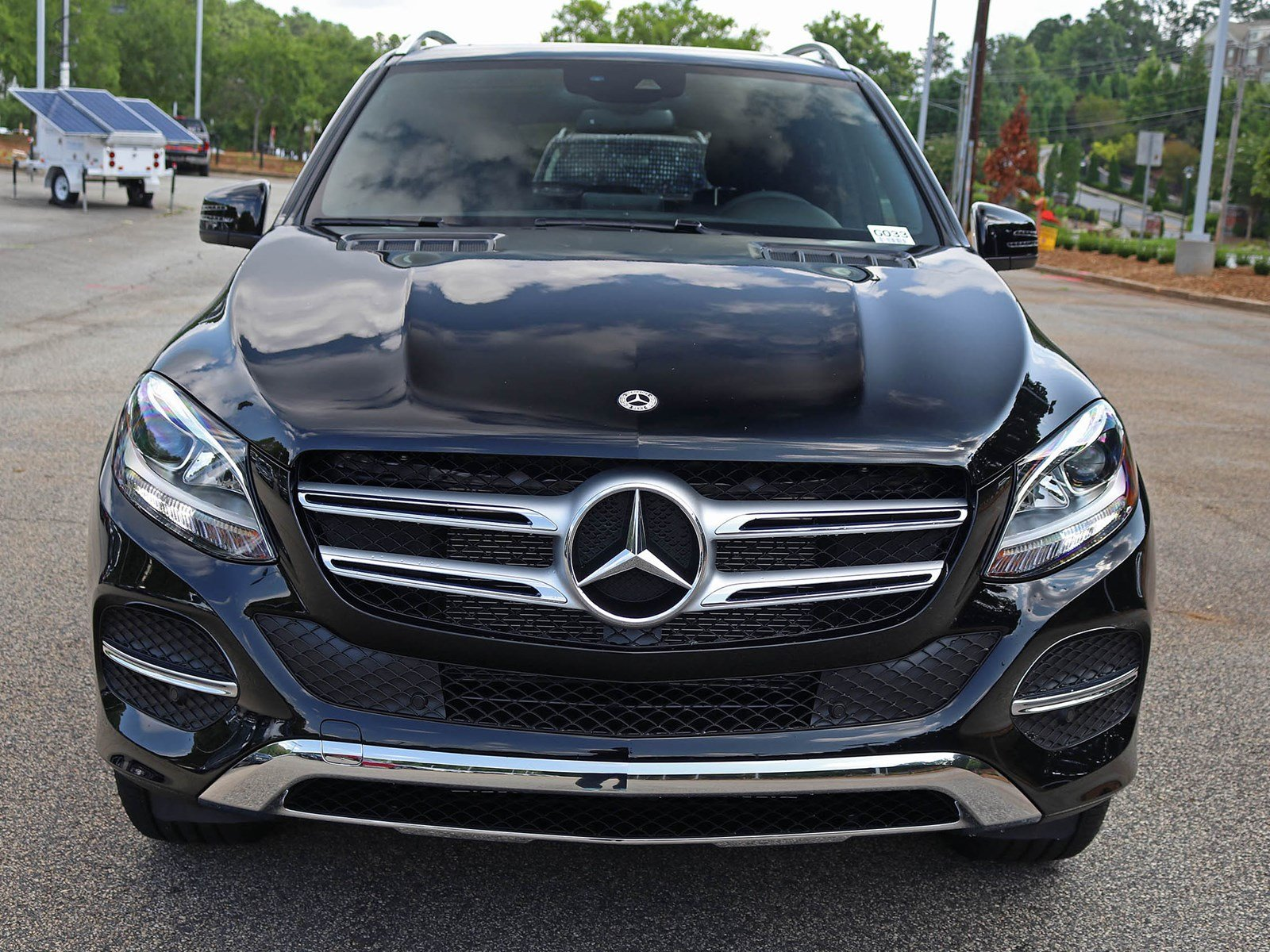 New 2018 Mercedes Benz Gle 350 Suv In Atlanta G033 Rbm Of C230 Panel Speaker On Wiring Harness For Trailer Hitch