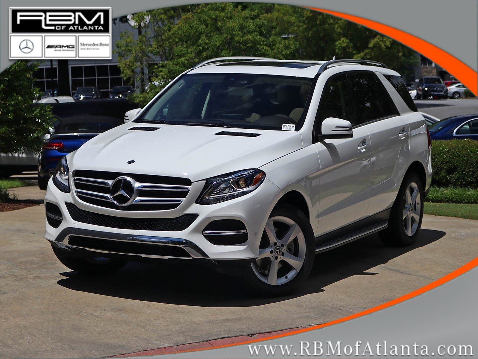 New 2017 mercedes benz gle gle 350 sport utility in for Rbm mercedes benz