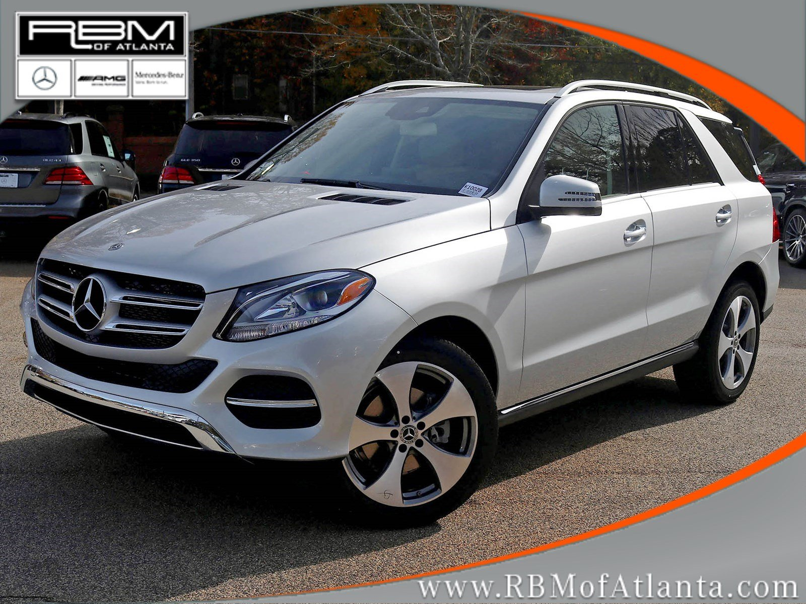 new 2018 mercedes benz gle gle 350 suv in atlanta k10028 rbm of atlanta. Black Bedroom Furniture Sets. Home Design Ideas