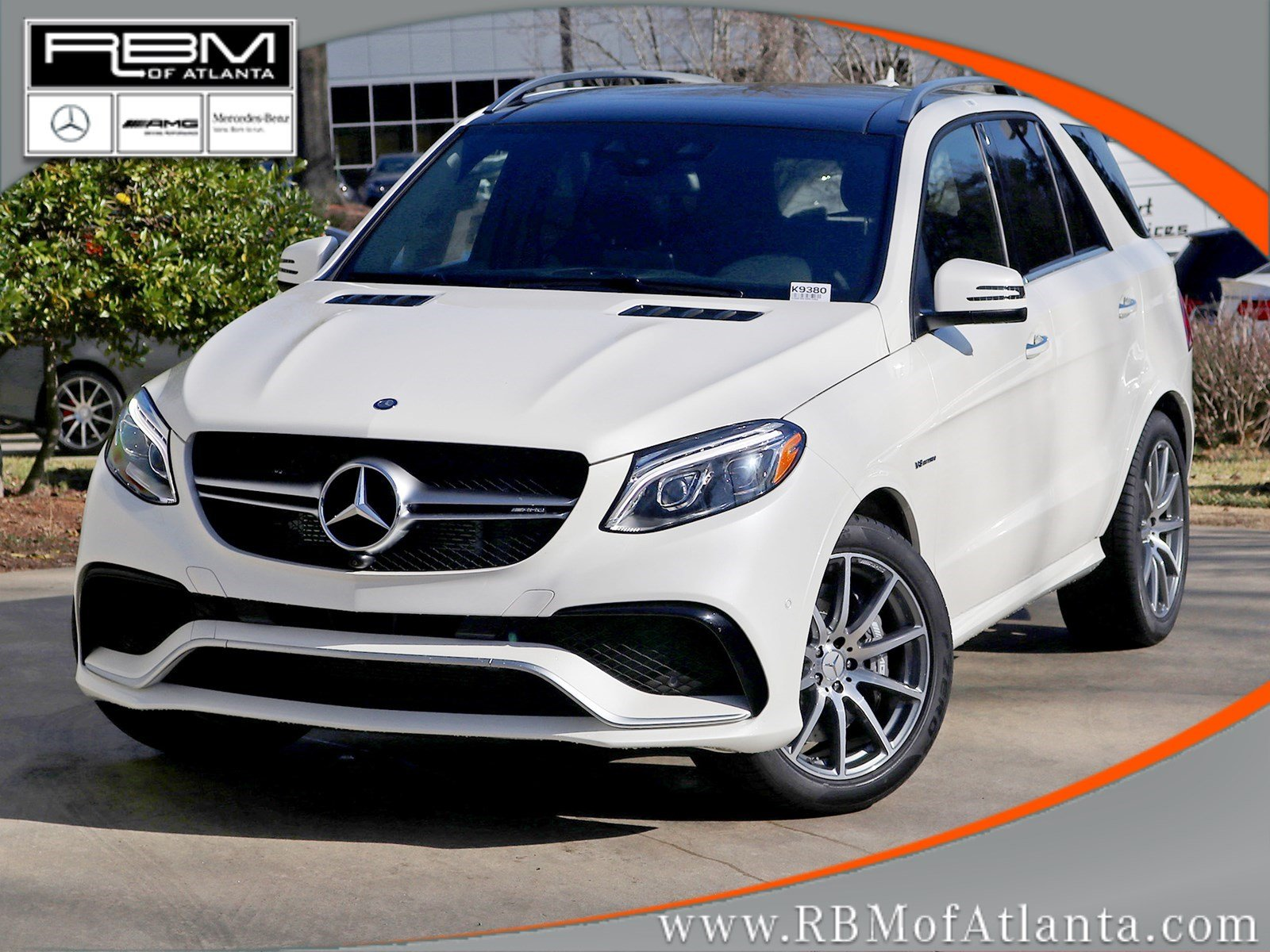New 2017 mercedes benz gle gle 63 amg suv suv in atlanta for 2017 amg gle 63 mercedes benz