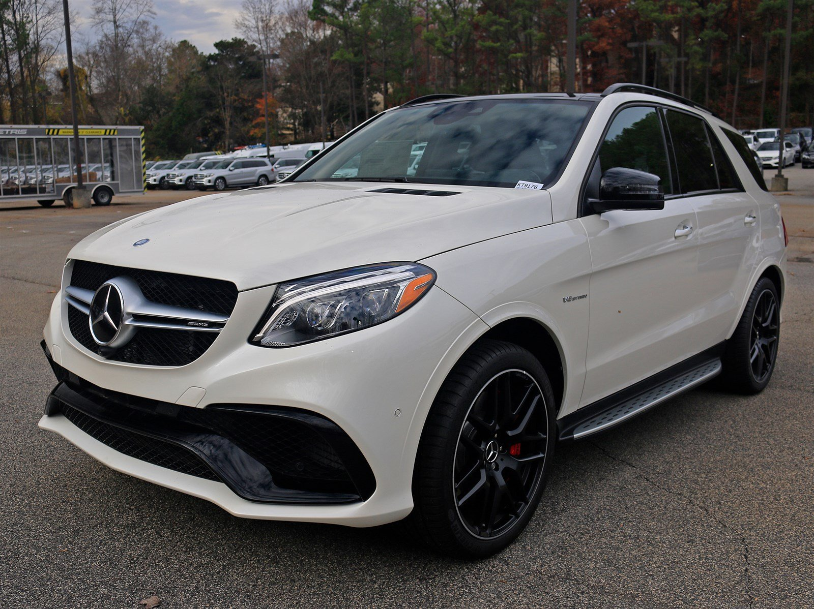 New Mercedes Suv >> New 2017 Mercedes Benz Gle Gle 63 S Amg Suv Suv In Atlanta