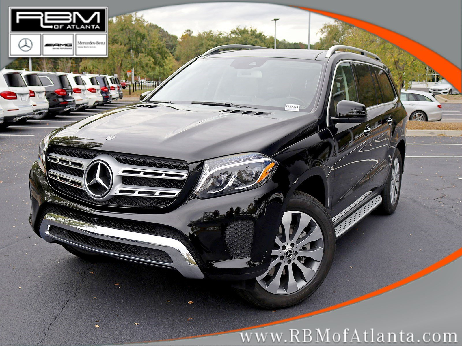 New 2019 Mercedes Benz GLS GLS 450 SUV in Atlanta G208