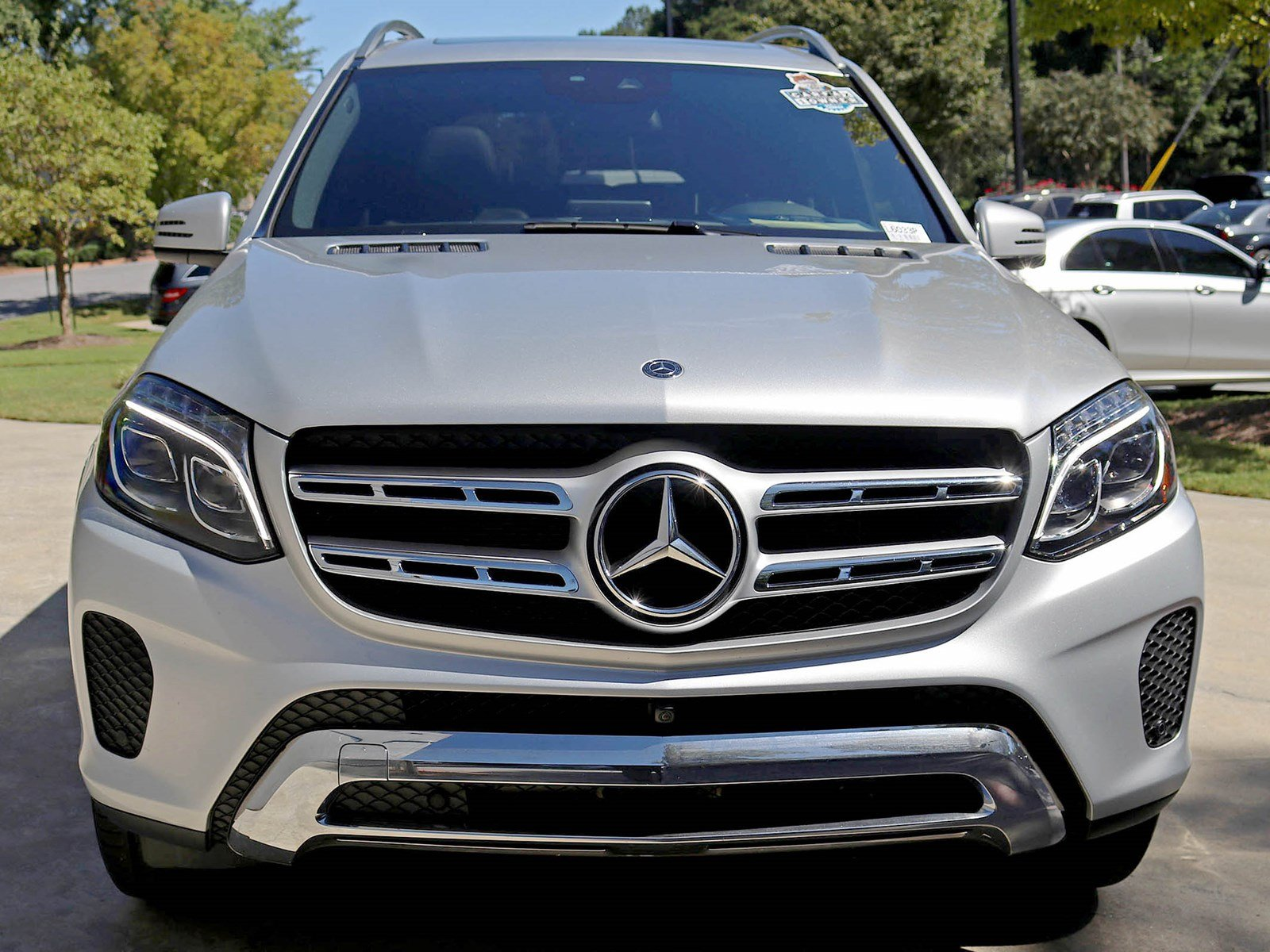 Certified Pre Owned 2018 Mercedes Benz GLS GLS 450 SUV in Atlanta