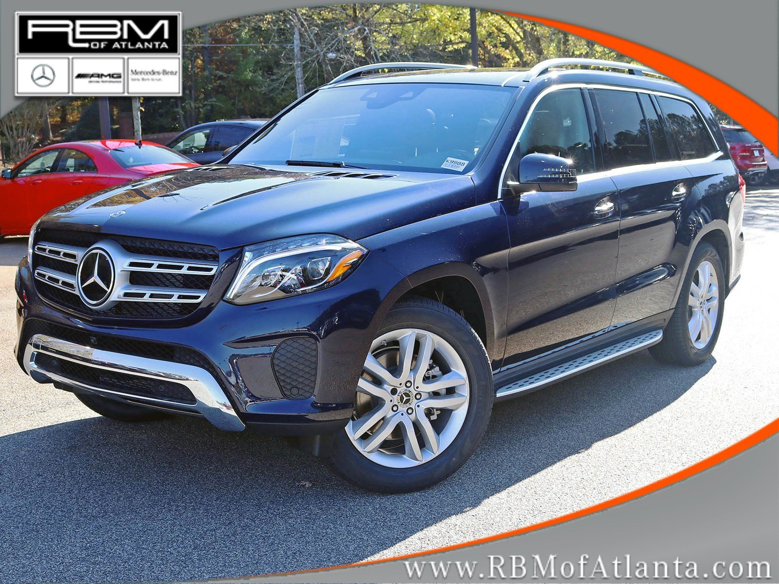 New 2018 mercedes benz gls gls 450 sport utility in for Mercedes benz mechanic jobs