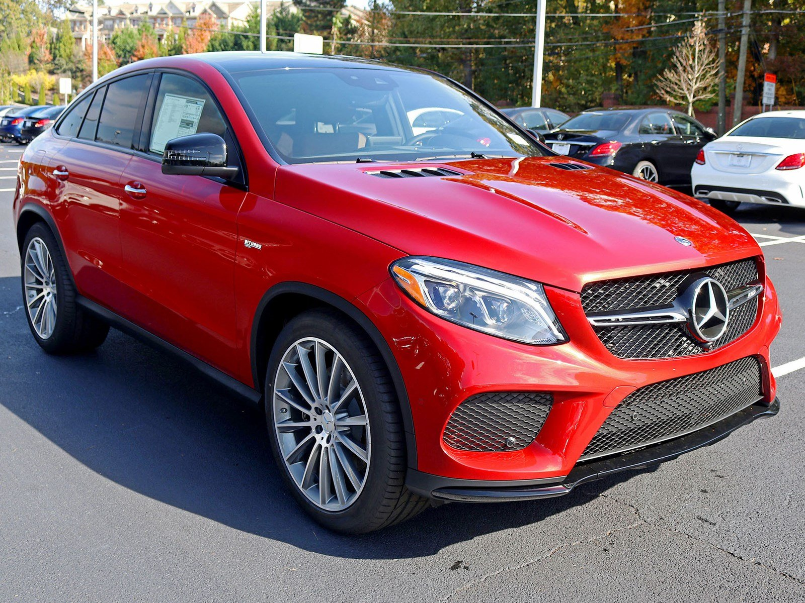 New 2019 Mercedes Benz GLE AMG GLE 43 Coupe Coupe in Atlanta G218
