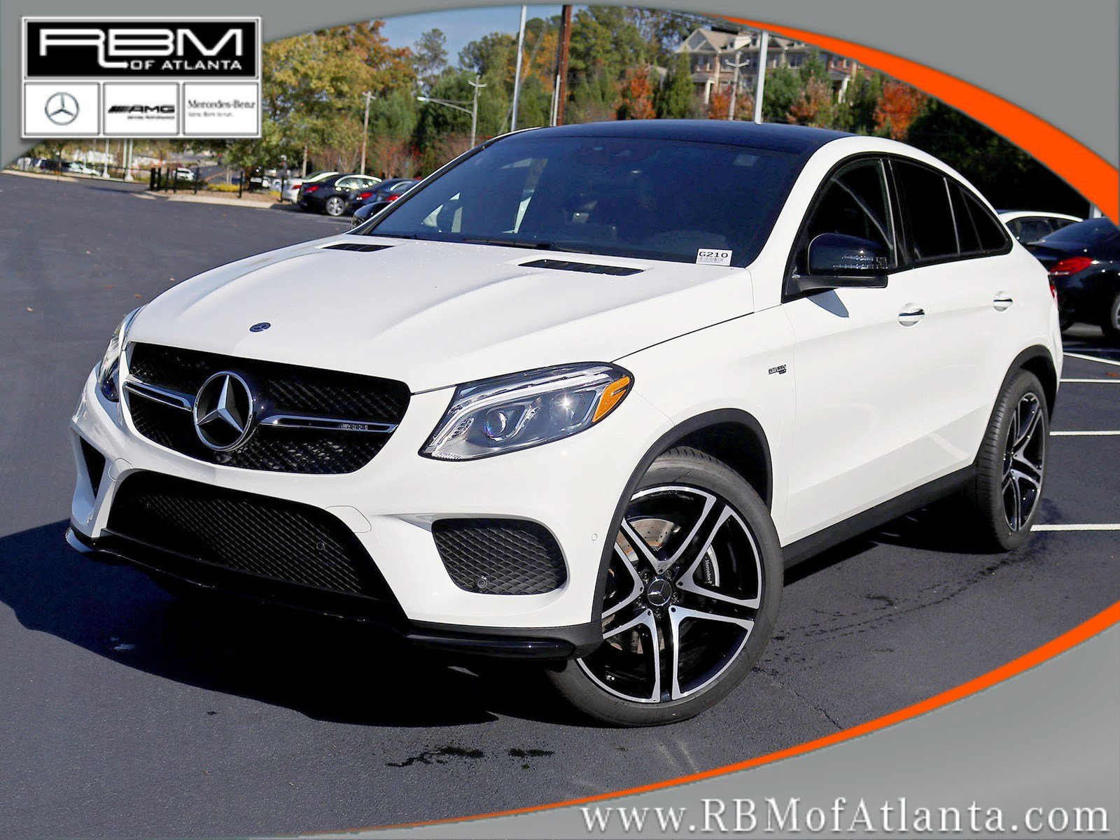 New 2019 Mercedes Benz GLE AMG GLE 43 Coupe Coupe in Atlanta G210