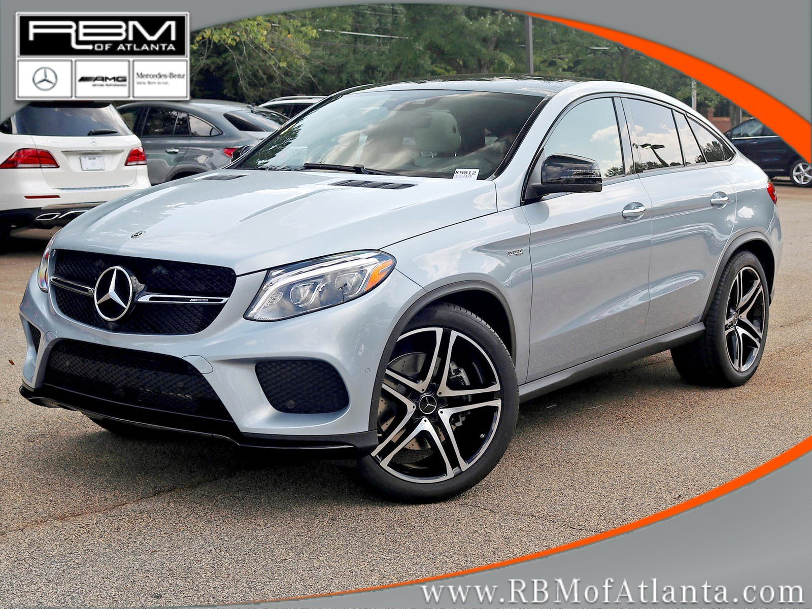 new 2018 mercedes benz gle amg gle 43 coupe coupe in atlanta k9812 rbm of atlanta. Black Bedroom Furniture Sets. Home Design Ideas