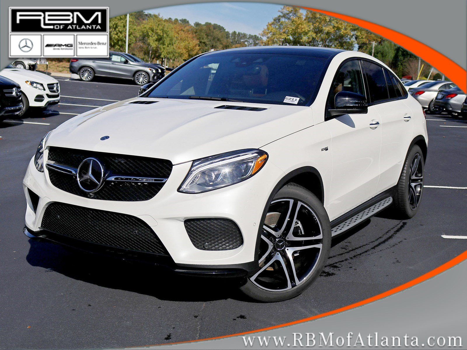 New 2019 Mercedes Benz Gle Amg Gle 43 Coupe Coupe In Atlanta G211