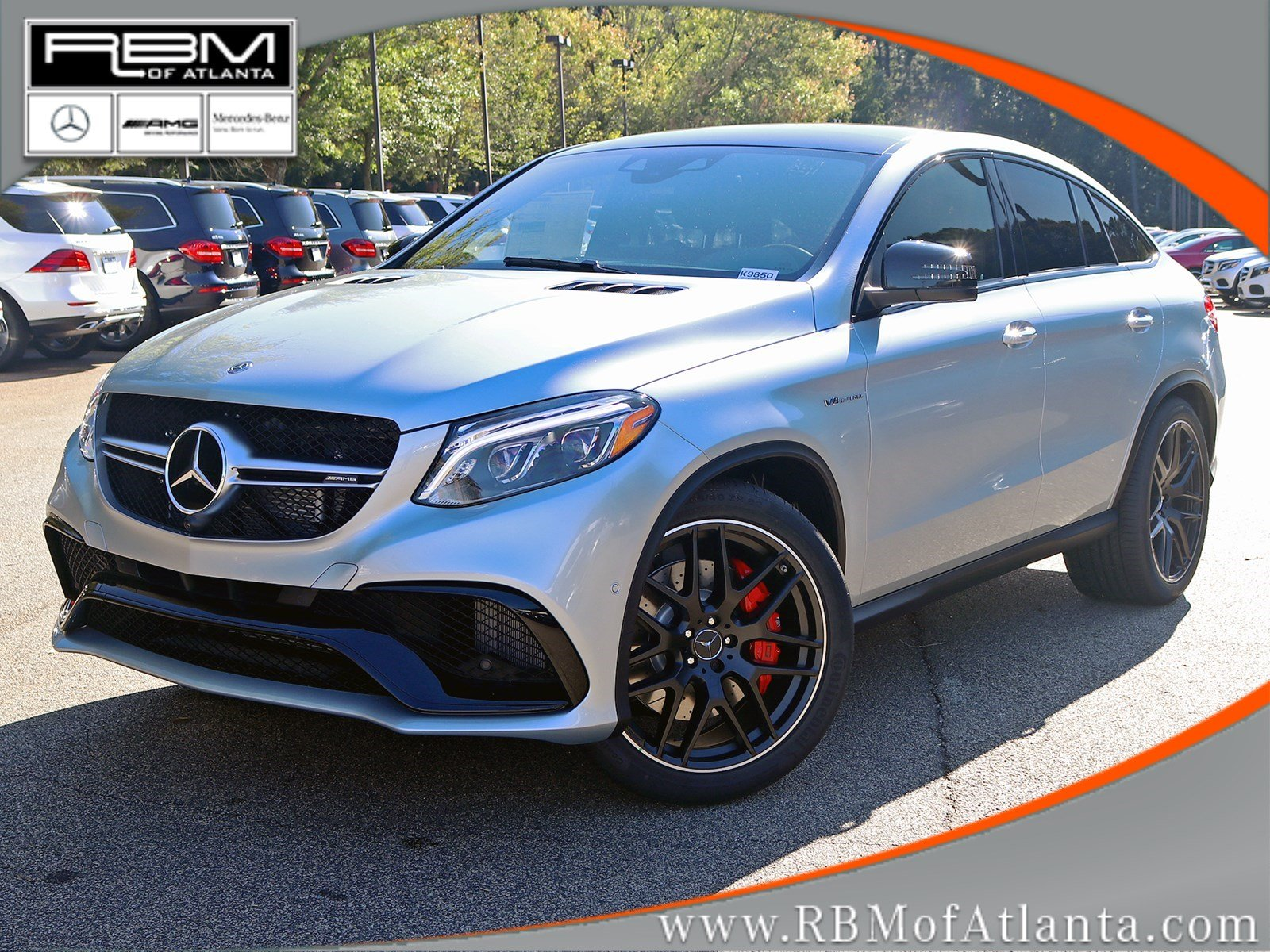 New 2018 mercedes benz gle amg gle 63 s coupe coupe in for Pay mercedes benz online