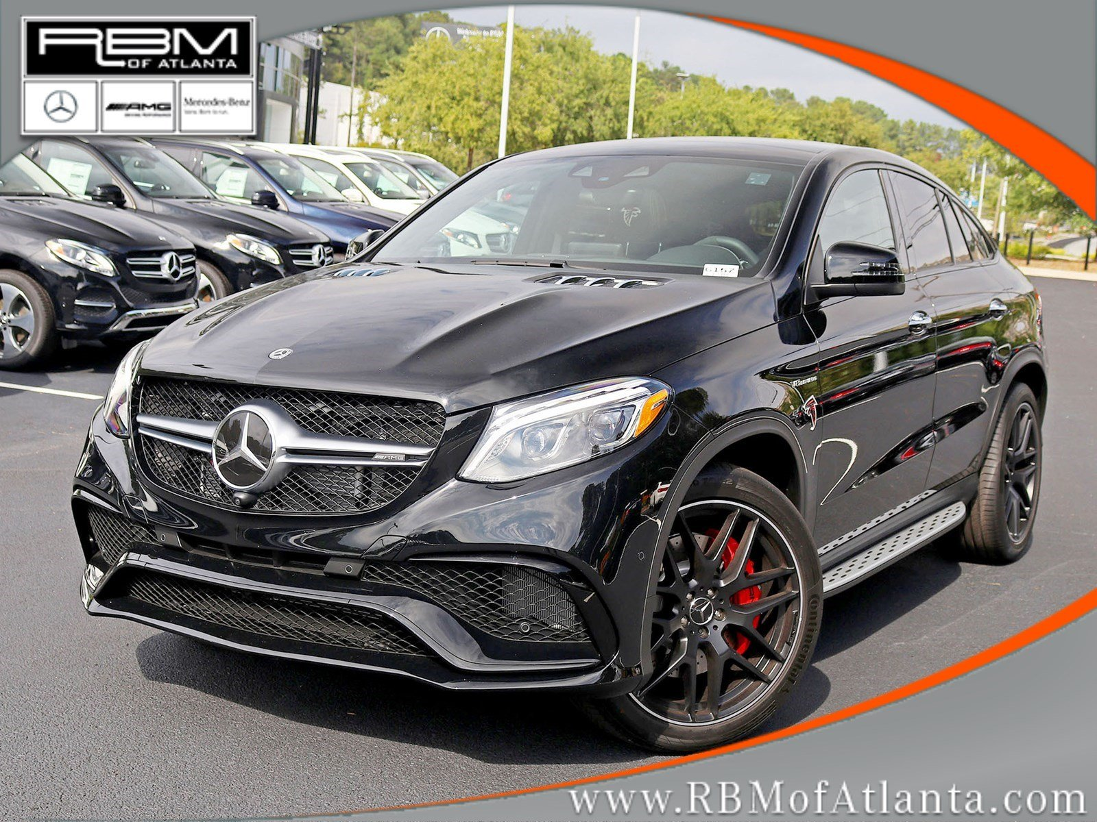 New 2018 Mercedes Benz GLE AMG GLE 63 S Coupe Coupe in Atlanta