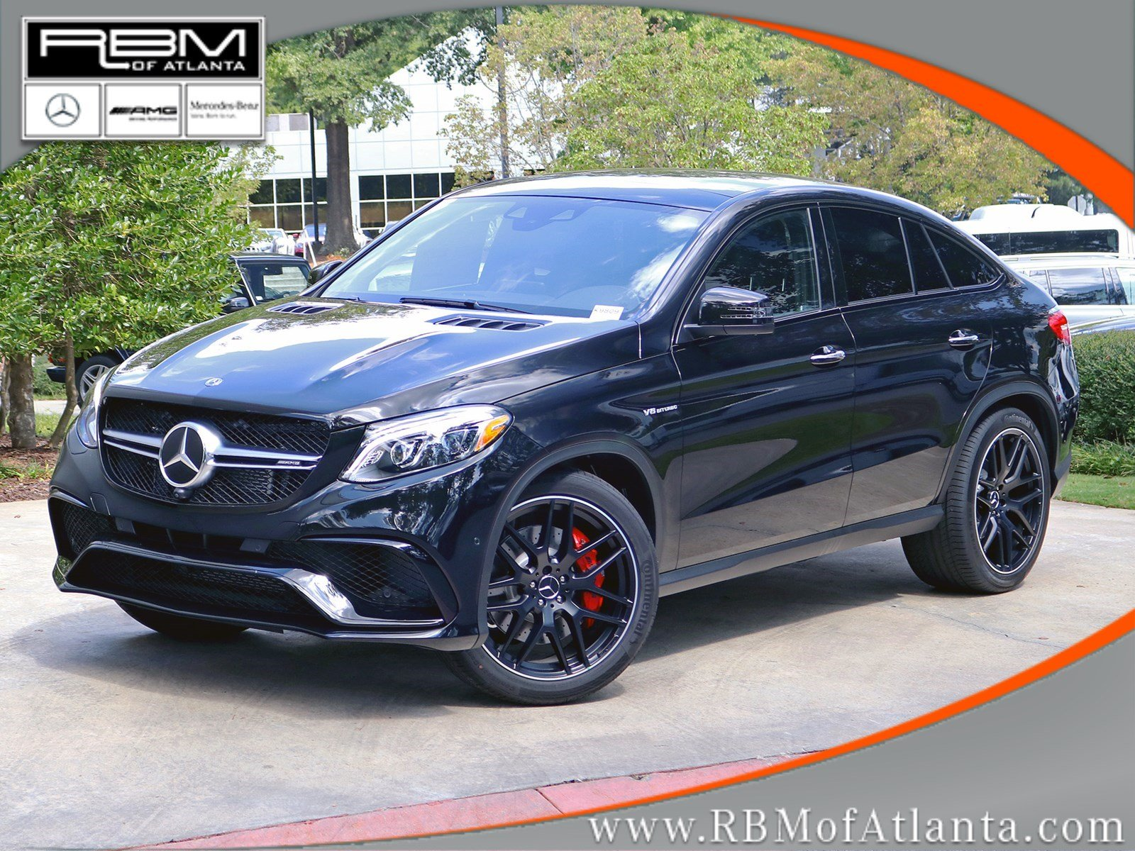 new 2018 mercedes benz gle amg gle 63 s coupe coupe in atlanta k9809 rbm of atlanta. Black Bedroom Furniture Sets. Home Design Ideas