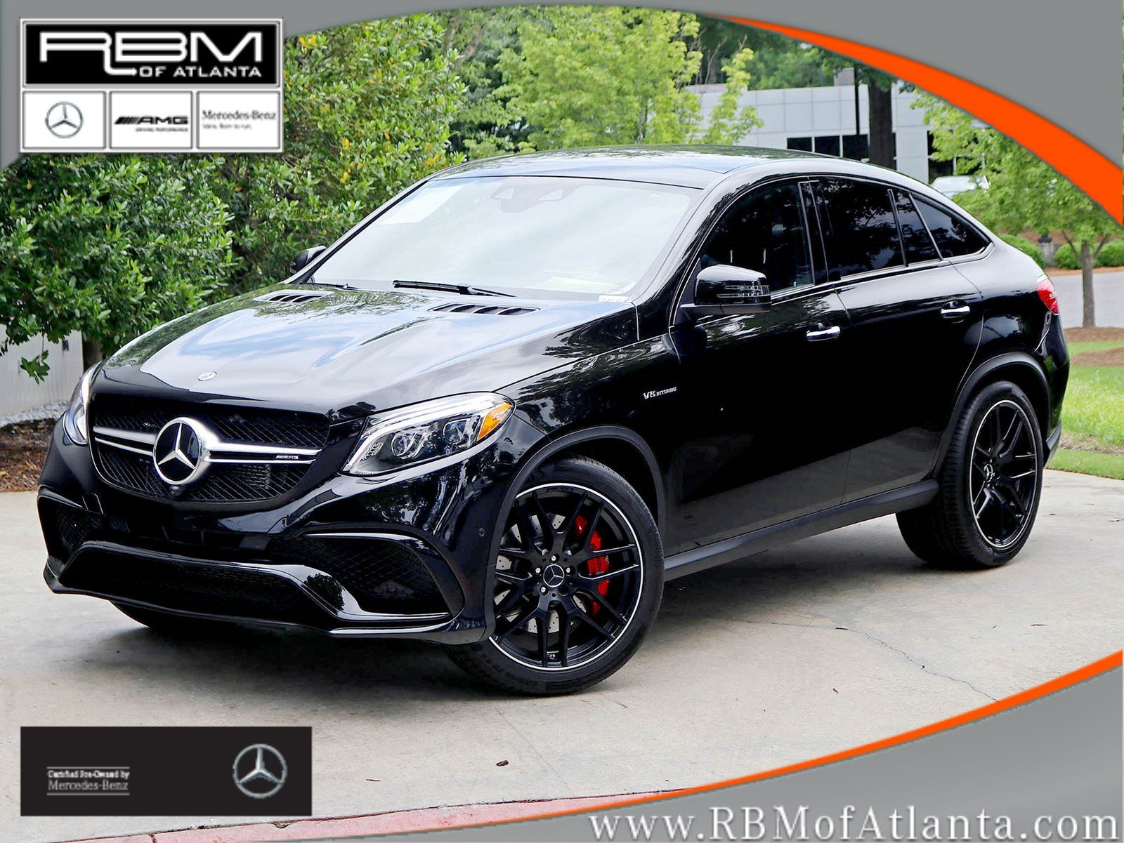 Certified pre owned 2018 mercedes benz gle amg gle 63 s for Mercedes benz mechanic jobs