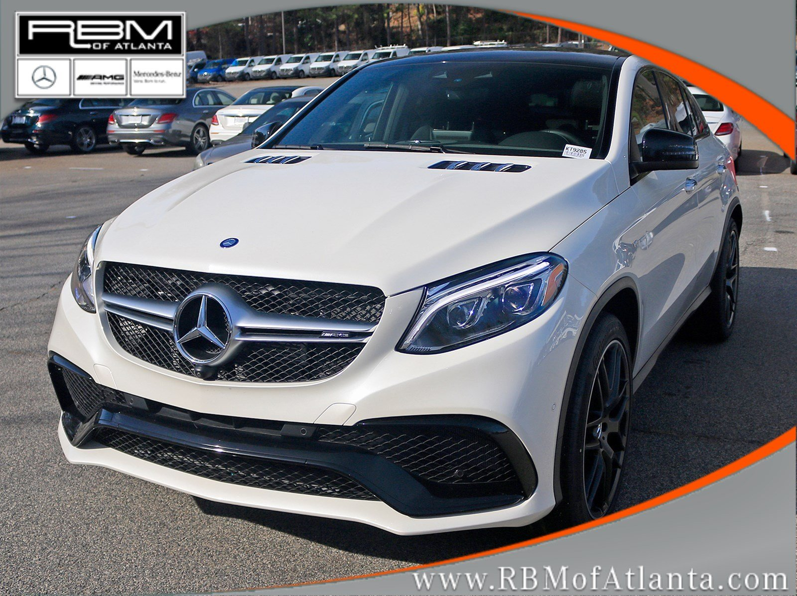 new 2017 mercedes benz gle gle 63 s amg coupe coupe in. Black Bedroom Furniture Sets. Home Design Ideas