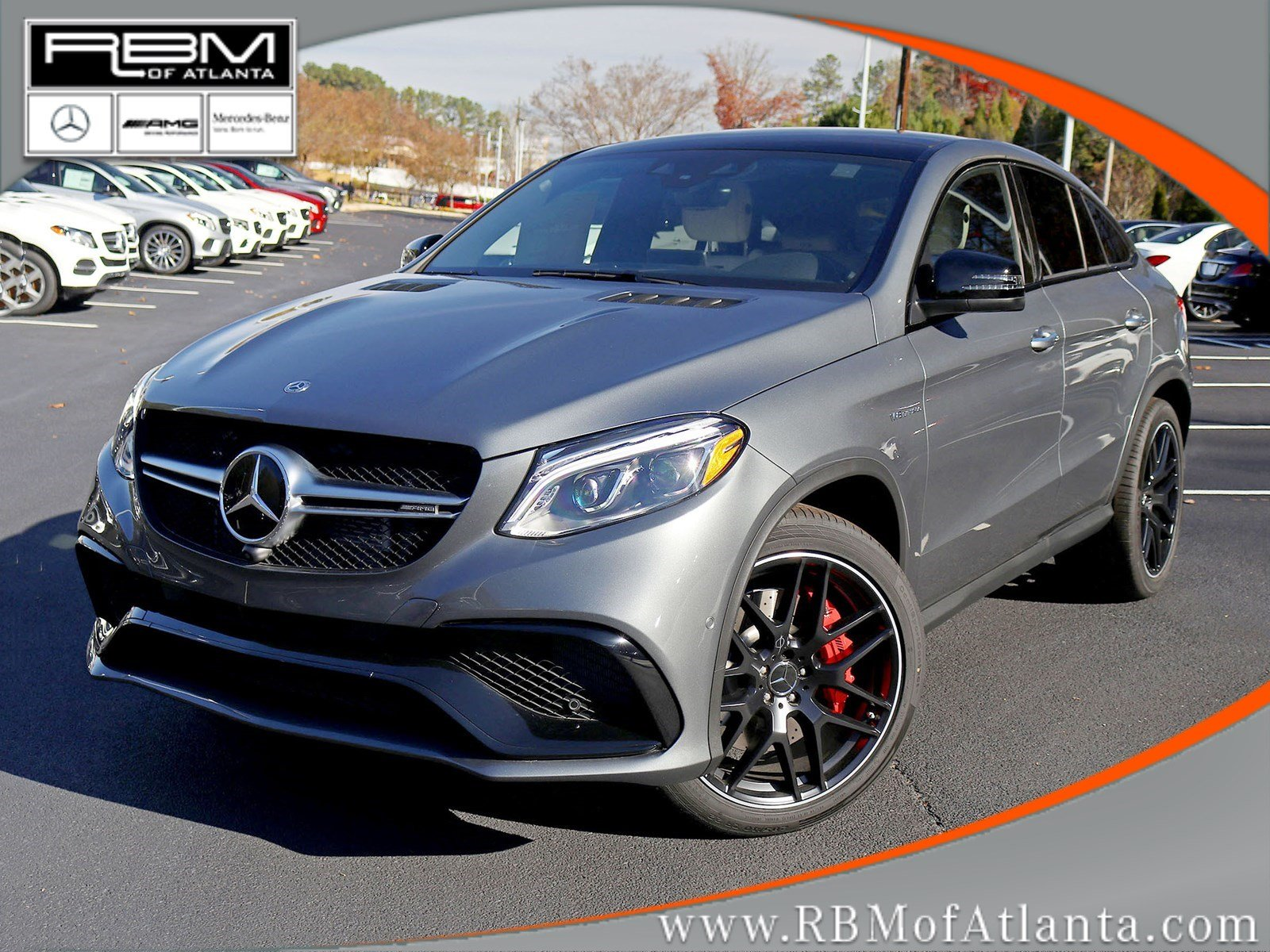 New 2019 Mercedes Benz Gle Amg Gle 63 S Coupe Coupe In Atlanta