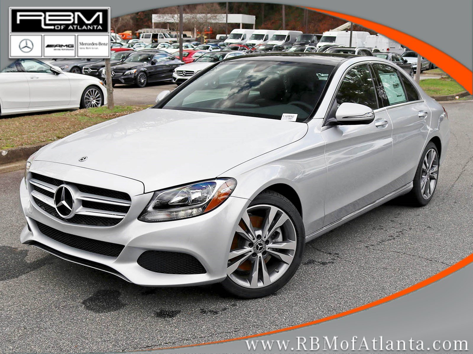 new 2018 mercedes benz c class c 300 sedan in atlanta t32892 rbm