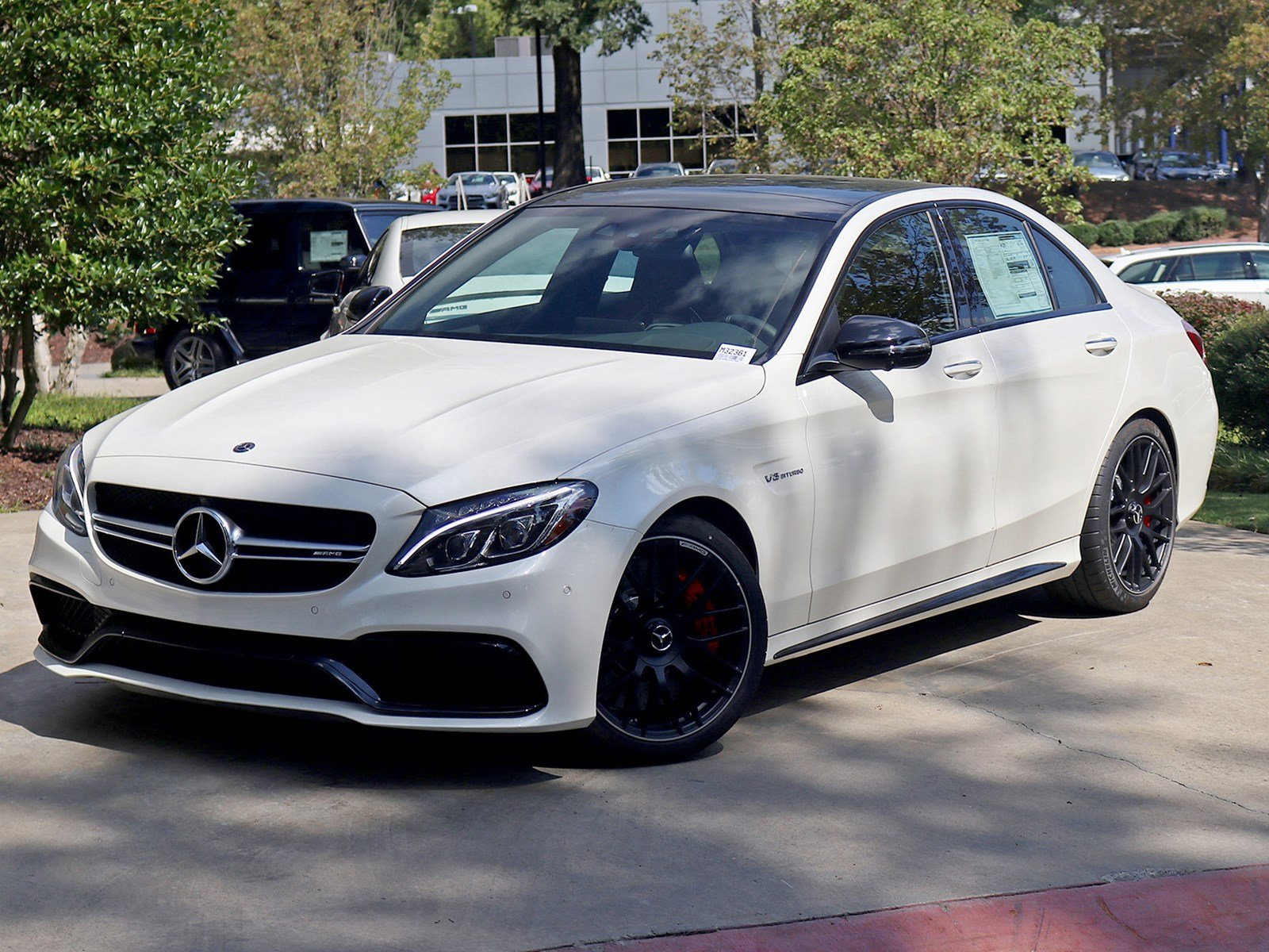 2018 Mercedes C300 Price >> New 2018 Mercedes-Benz C-Class AMG® C 63 S SEDAN in Atlanta #M32361 | RBM of Atlanta