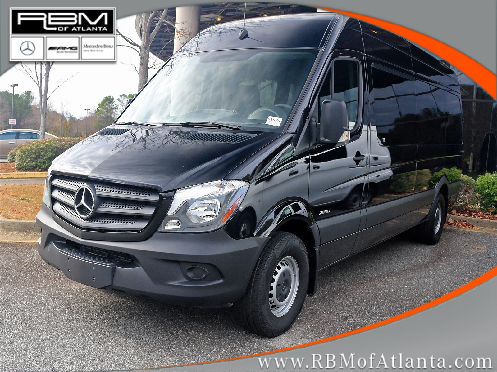 New 2016 mercedes benz sprinter 2500 passenger van for New mercedes benz sprinter