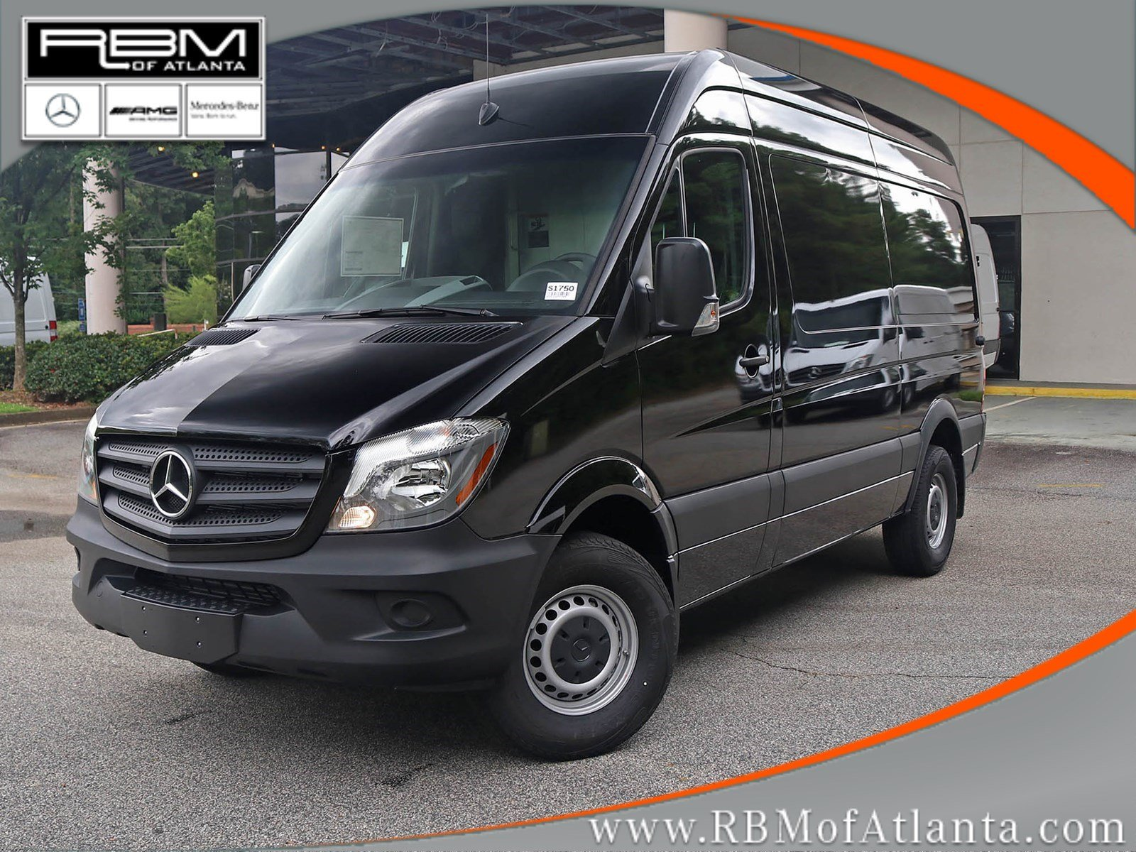 New 2017 Mercedes Benz Sprinter
