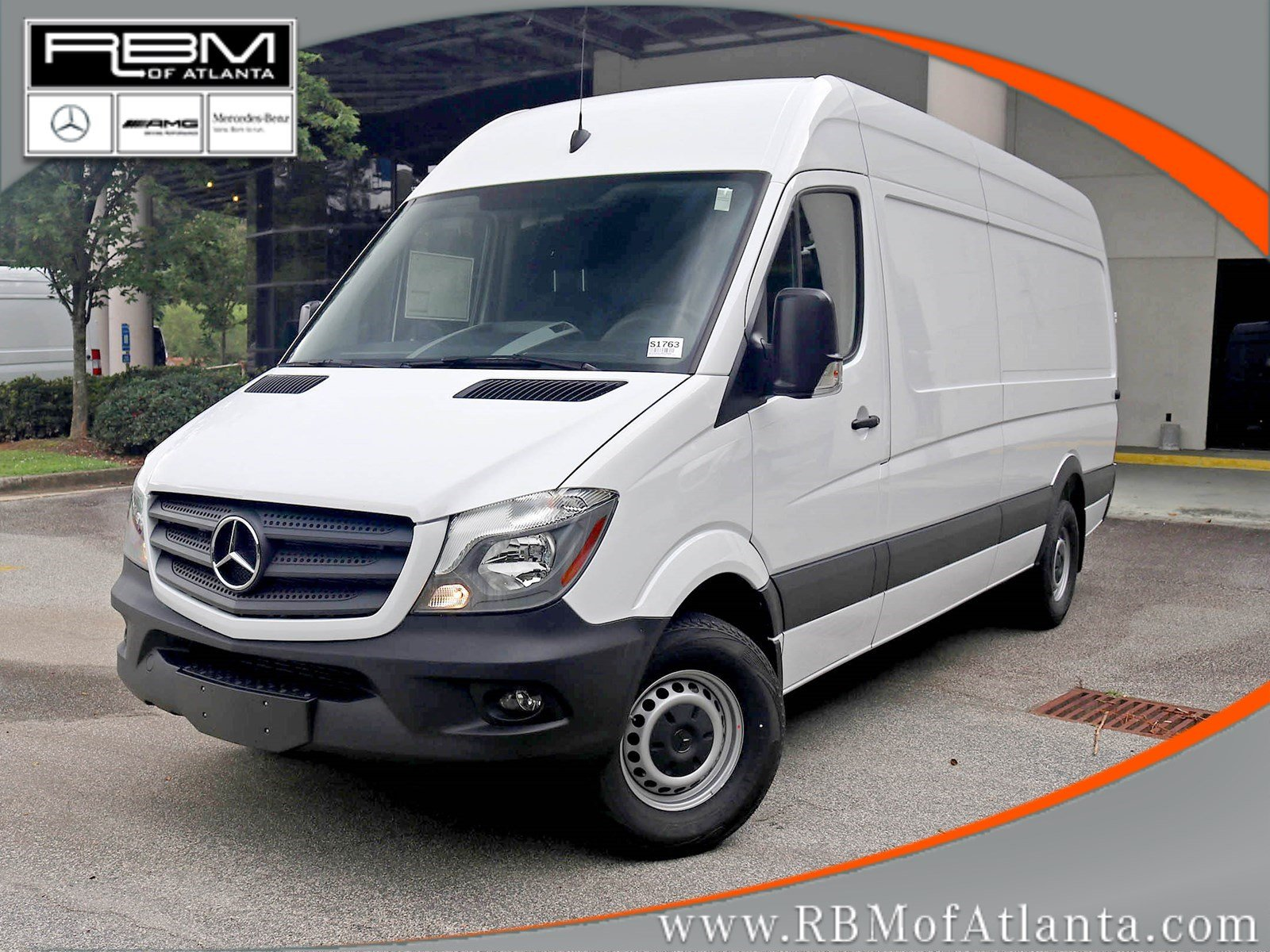 New 2017 Mercedes Benz Sprinter 2500 Cargo Van Cargo Van