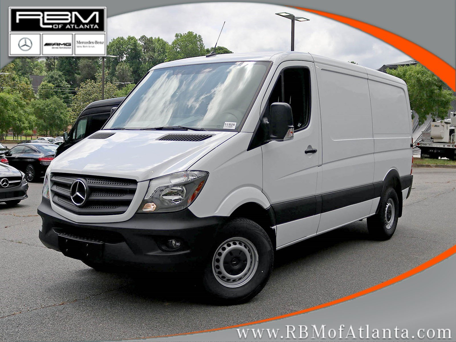 new 2018 mercedes benz sprinter cargo van in atlanta. Black Bedroom Furniture Sets. Home Design Ideas