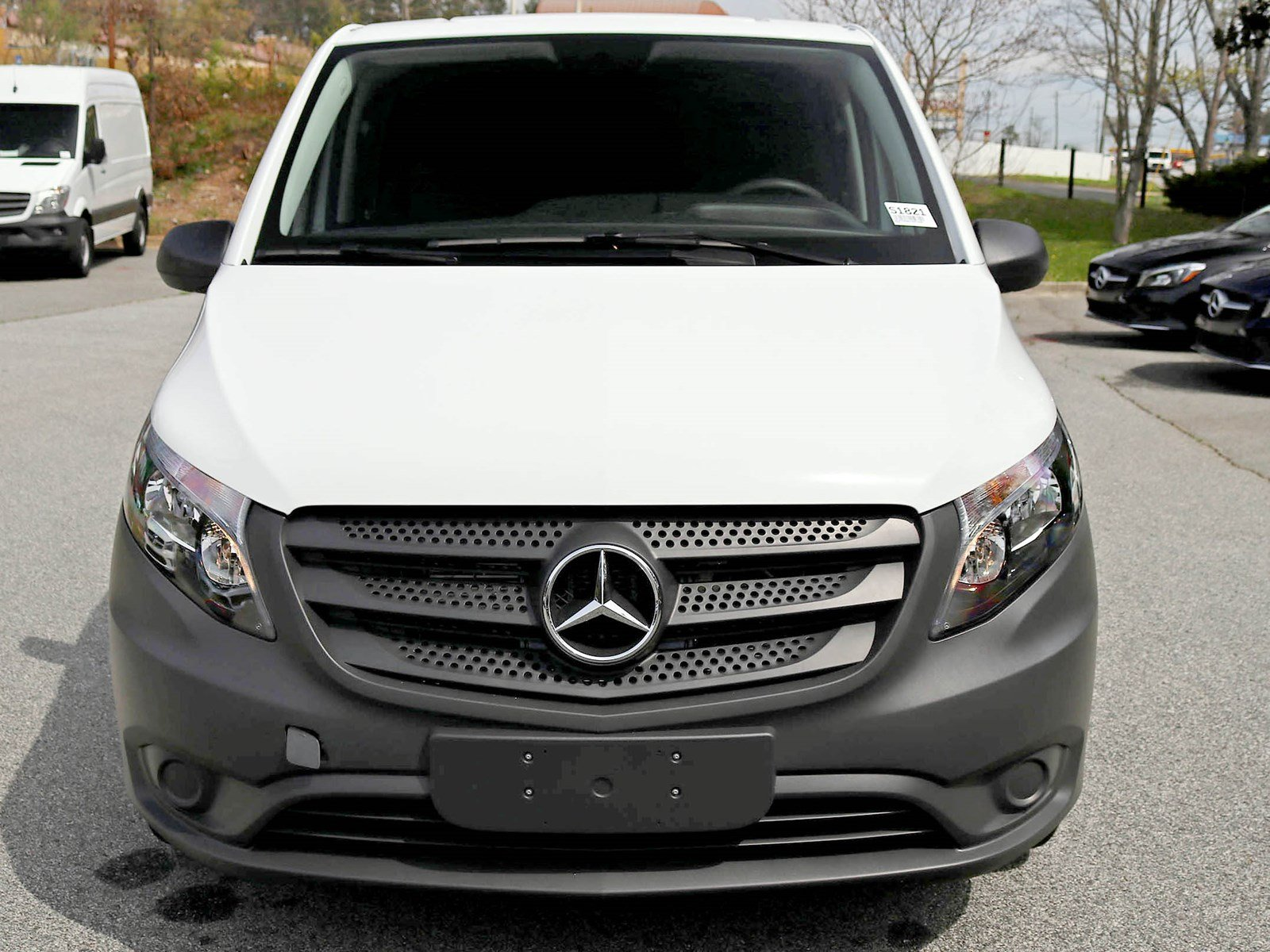 New 2018 Mercedes Benz Metris Cargo Van In Atlanta S1821 Rbm Of Eco Wiring