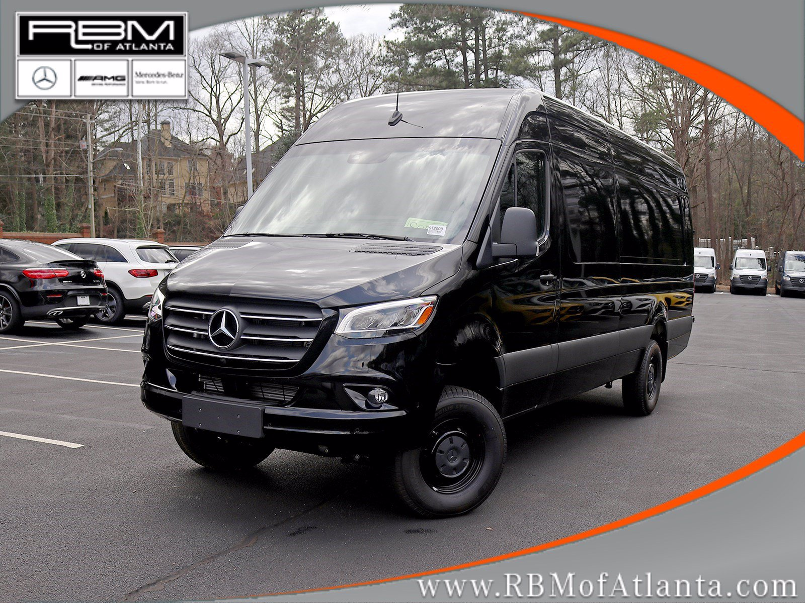 New 2019 Mercedes-Benz Sprinter 2500 High Roof V6 170 Extended 4WD