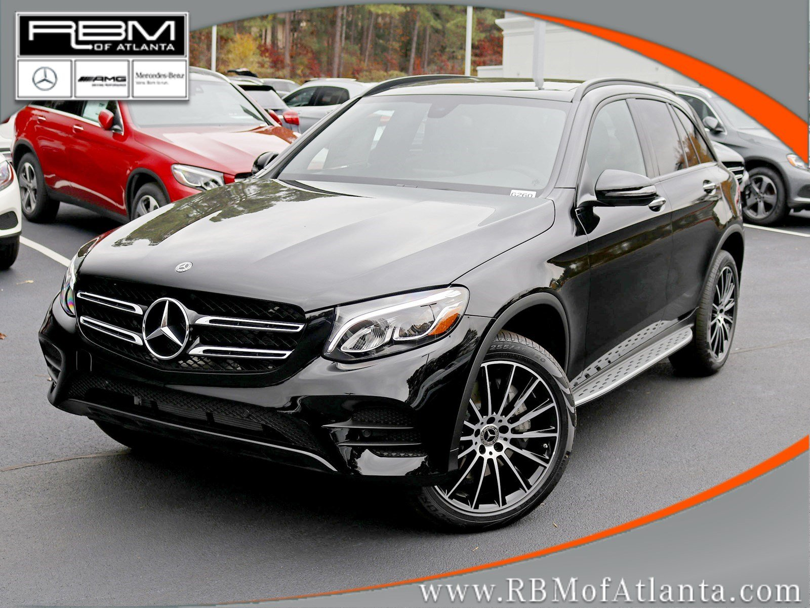 New 2019 Mercedes Benz GLC GLC 300 SUV in Atlanta G260