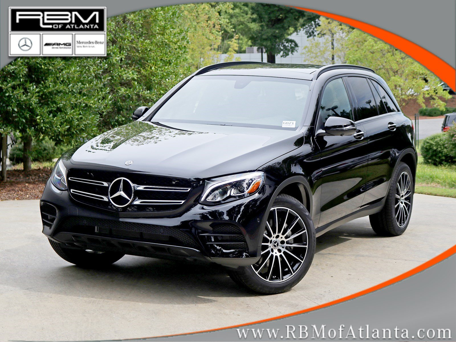 New 2019 Mercedes Benz GLC GLC 300 SUV in Atlanta G071