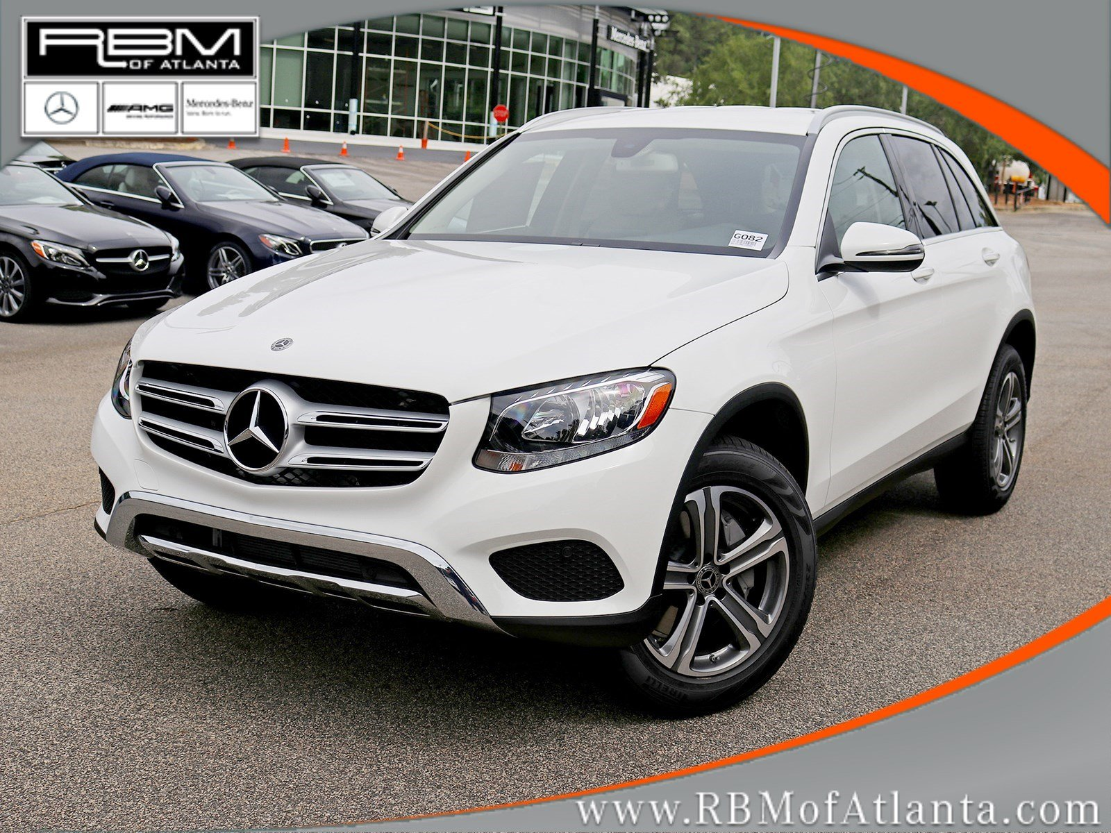 New 2019 Mercedes Benz GLC GLC 300 SUV in Atlanta G082