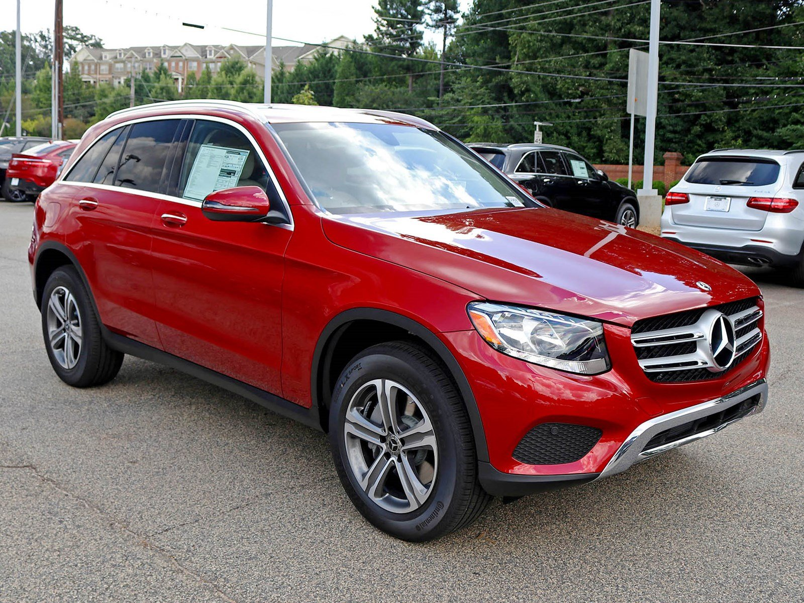 New 2019 Mercedes Benz GLC GLC 300 SUV in Atlanta G068