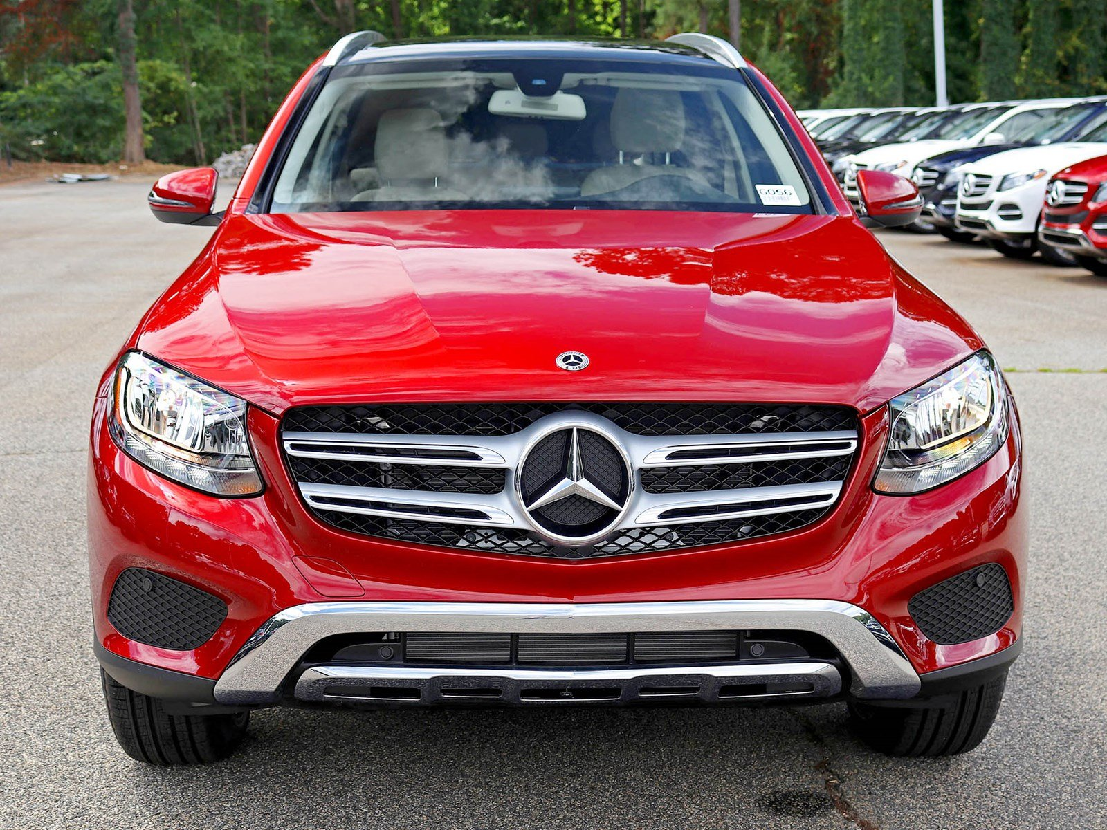 New 2019 Mercedes Benz GLC GLC 300 SUV in Atlanta G056
