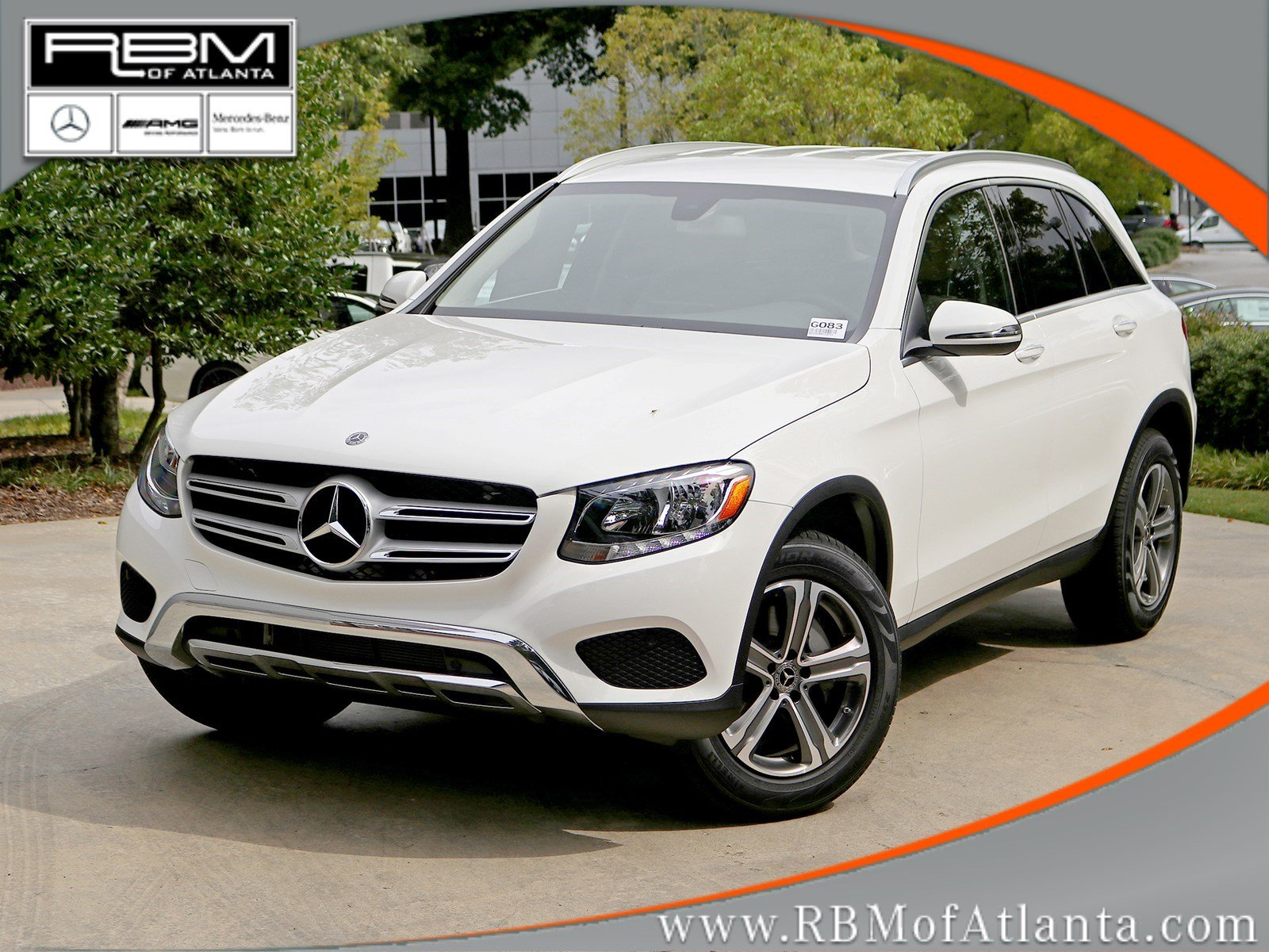 New 2019 Mercedes Benz GLC GLC 300 SUV in Atlanta G083