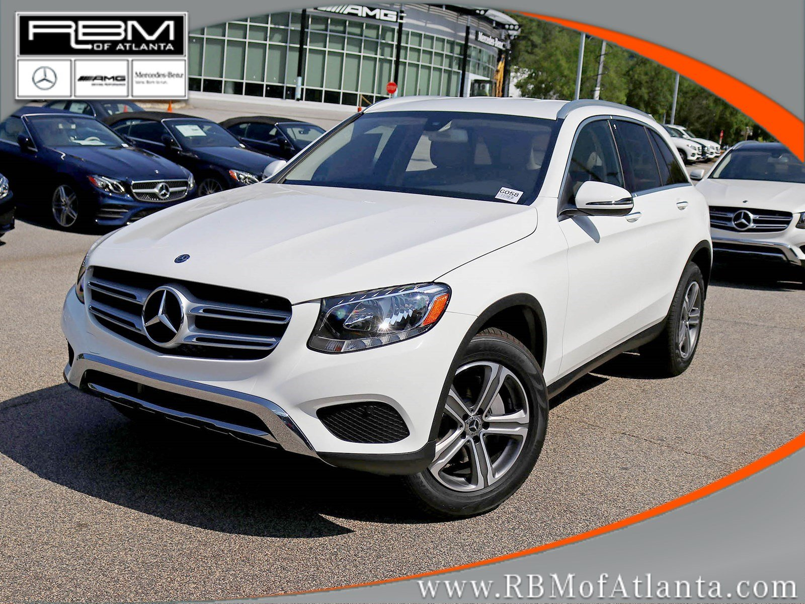New 2019 Mercedes Benz GLC GLC 300 SUV in Atlanta G058