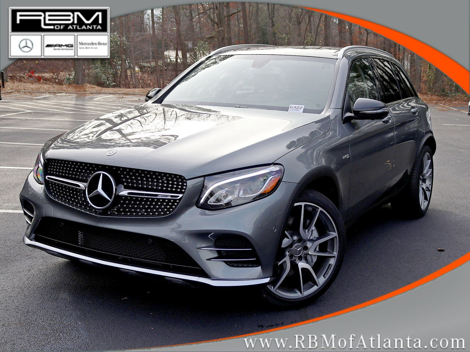 New 2019 Mercedes Benz GLC AMG GLC 43