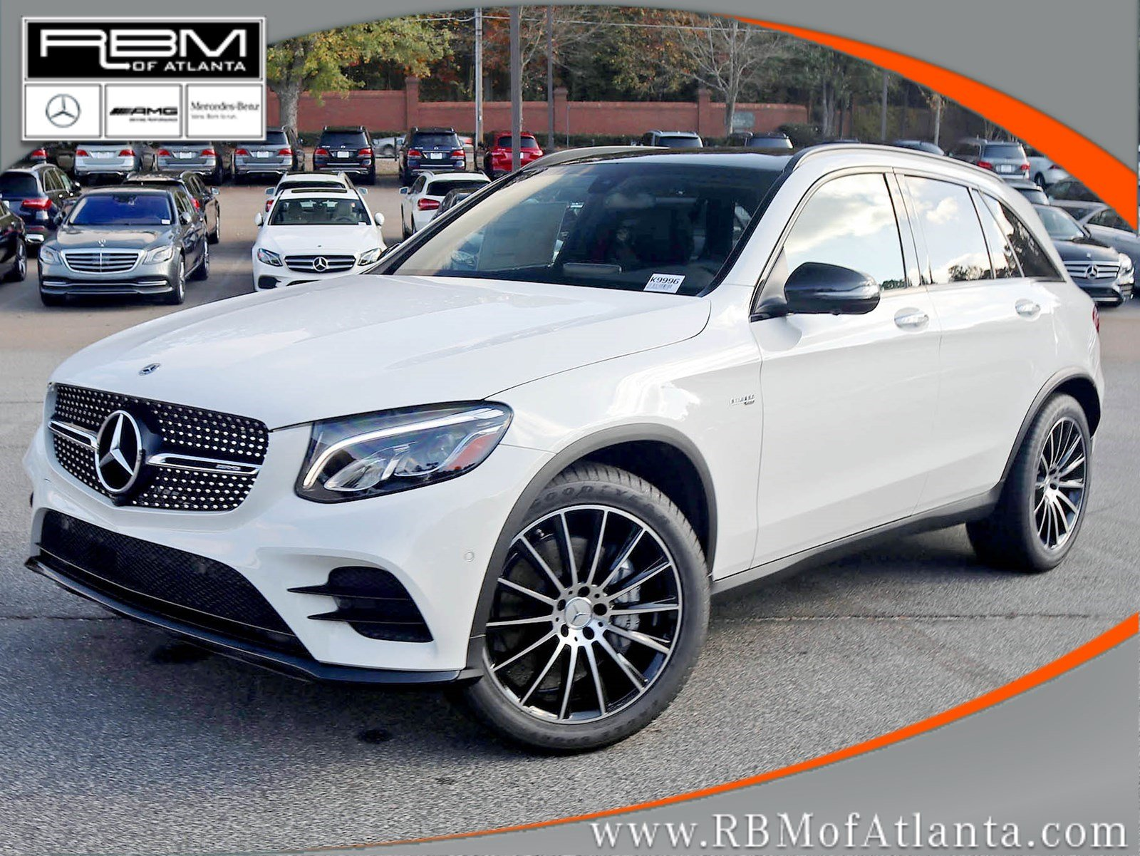 New 2018 mercedes benz glc amg glc 43 suv in atlanta for Mercedes benz customer service email address