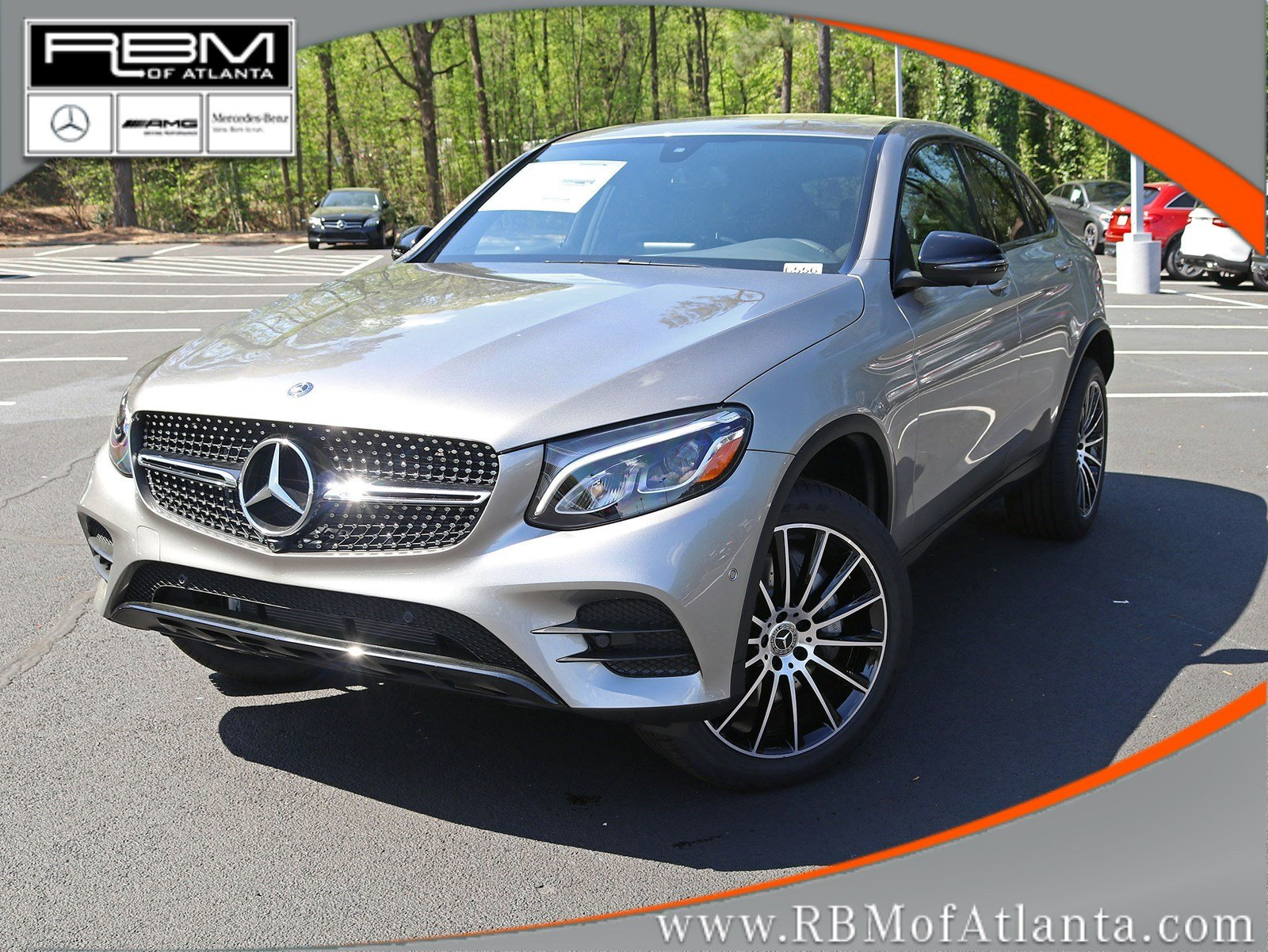 New 2019 Mercedes Benz GLC GLC 300 Coupe
